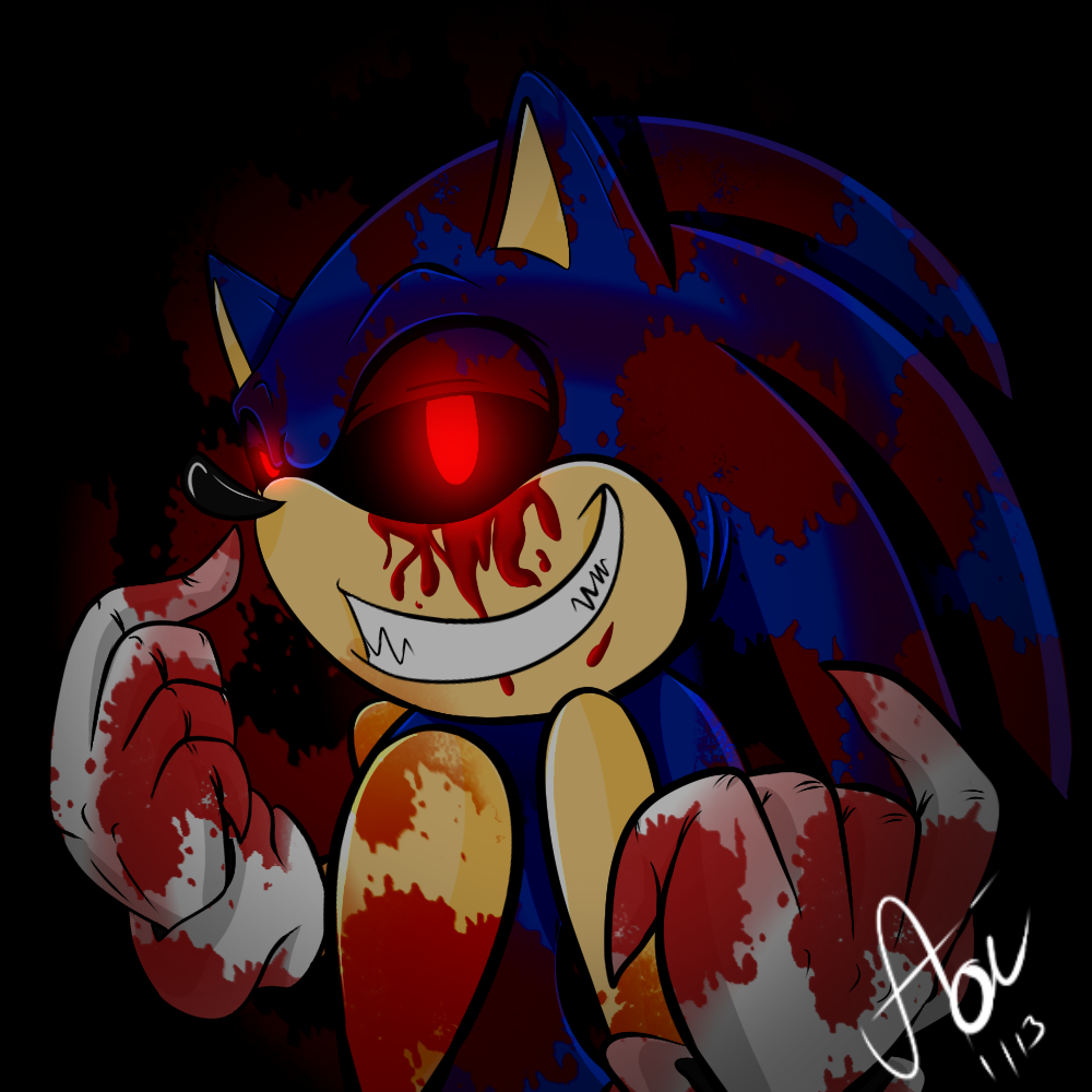 More Sonic.exe