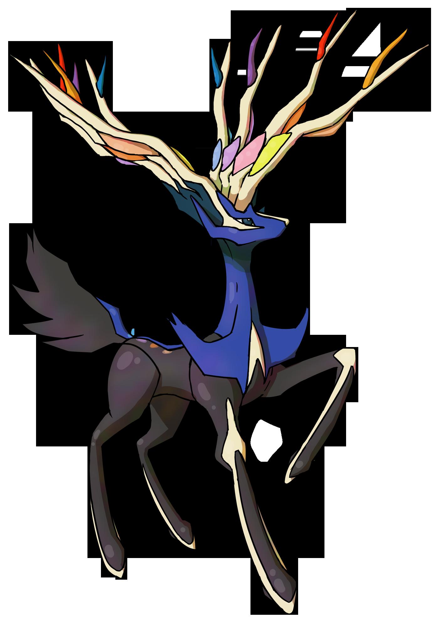 Xerneas weasyl - Pokemon y pokemon legendaire ...