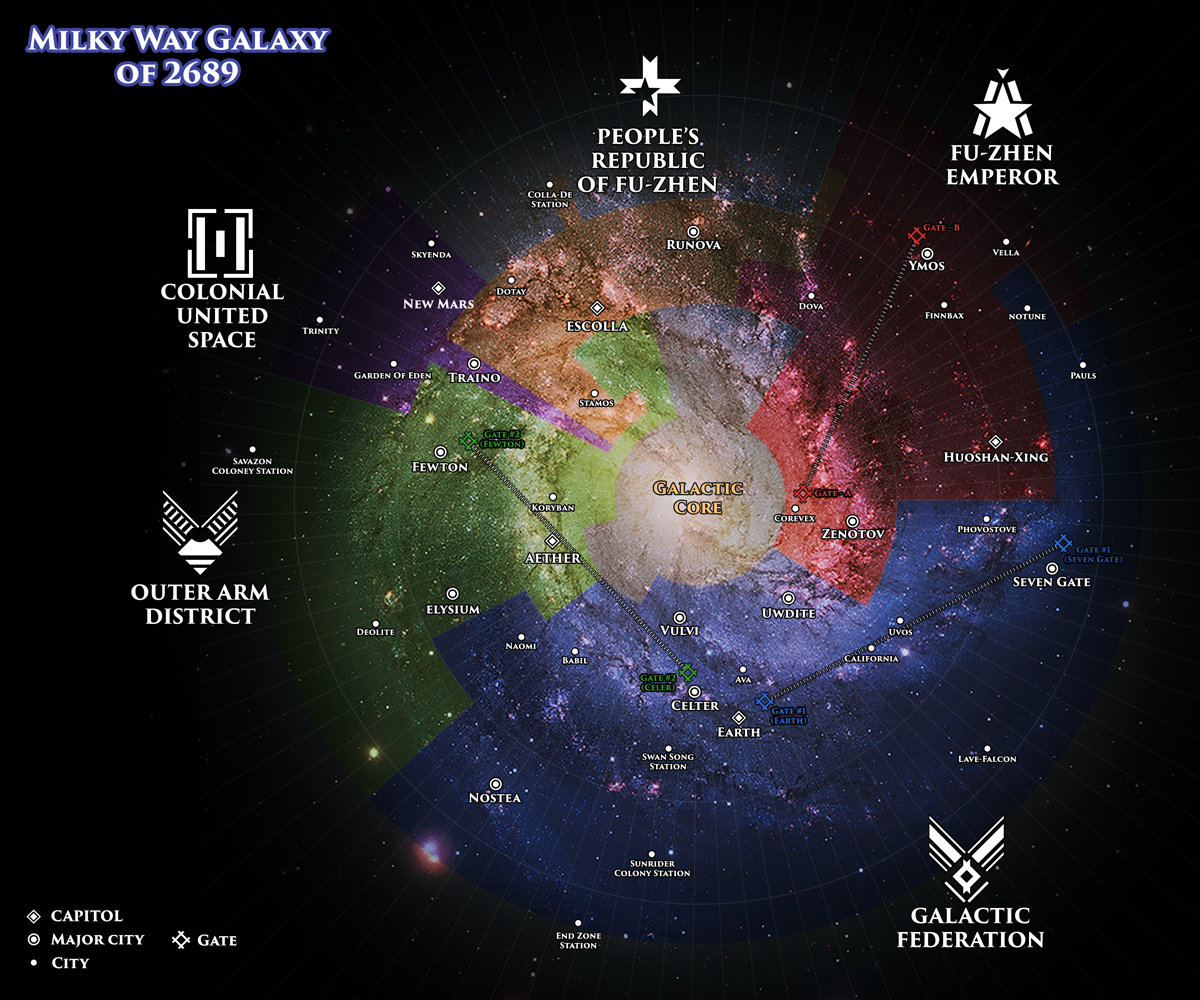 Milky Way Galaxy Map Welcome to Schrodinger's Dog Milky Way Galaxy map — Weasyl Milky Way Galaxy Map