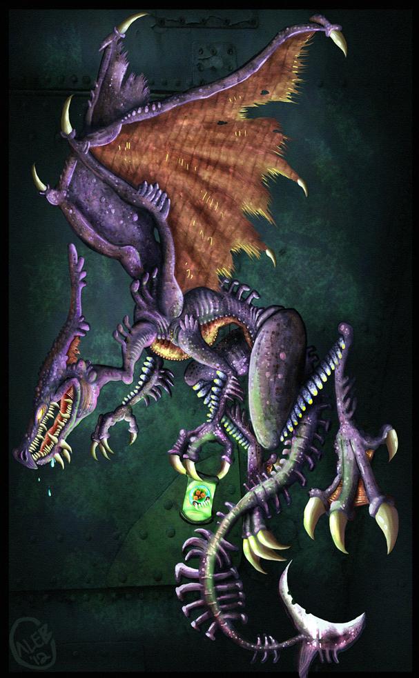 Ridley Super Metroid Version Weasyl