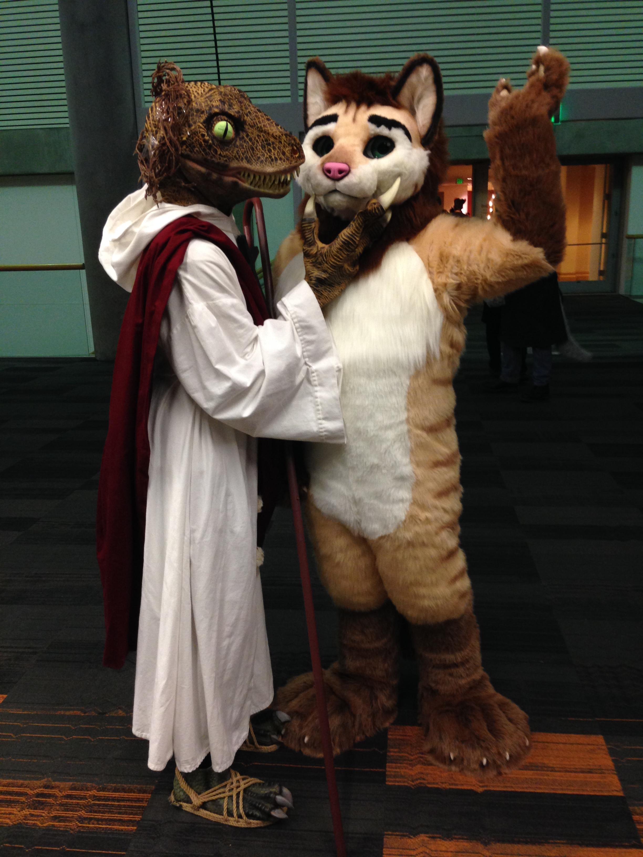 Raptor Jesus Saves (FC2014) & Raptor Jesus Saves (FC2014) u2014 Weasyl