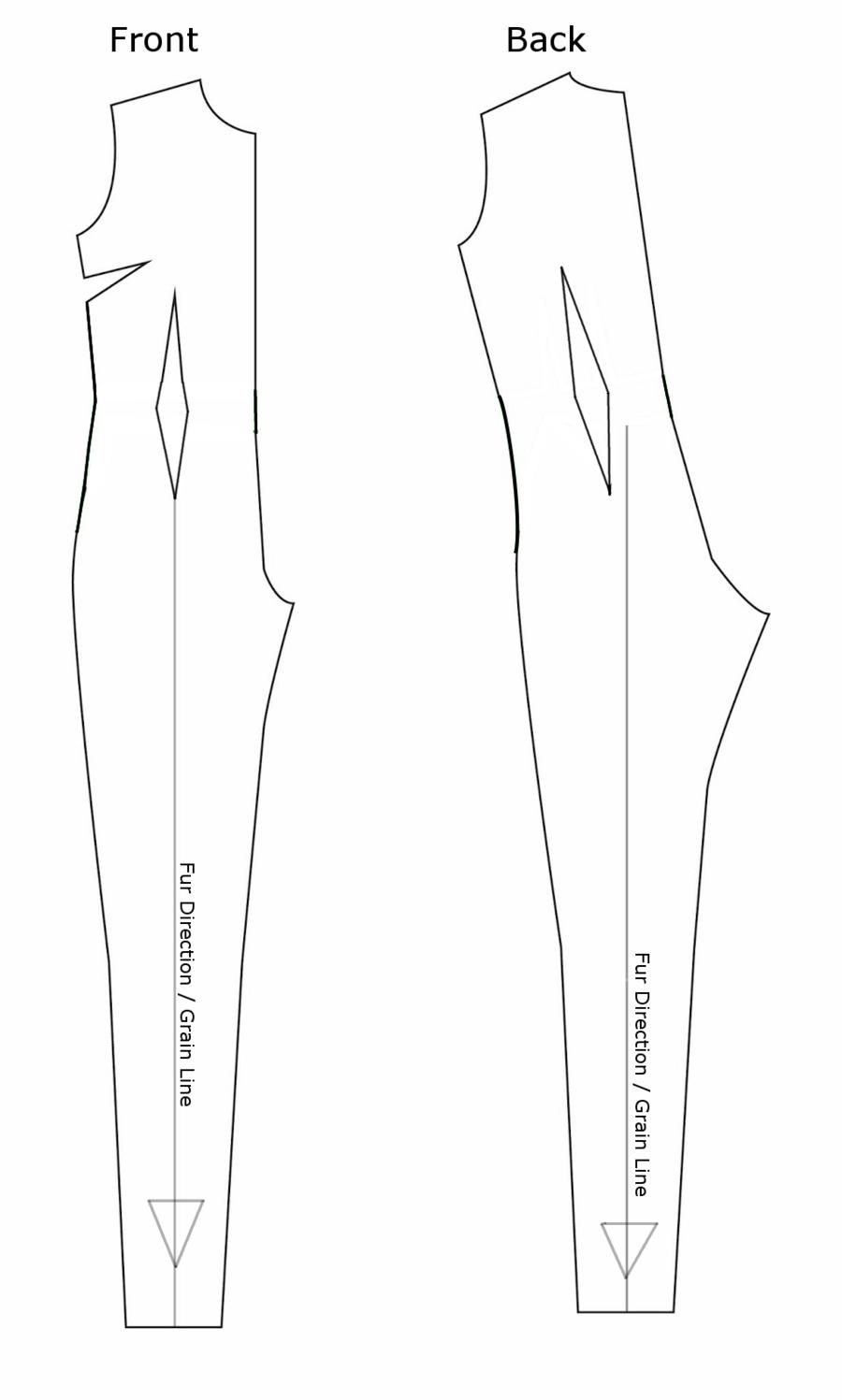 basic jumpsuit  fullsuit pattern  u2014 weasyl