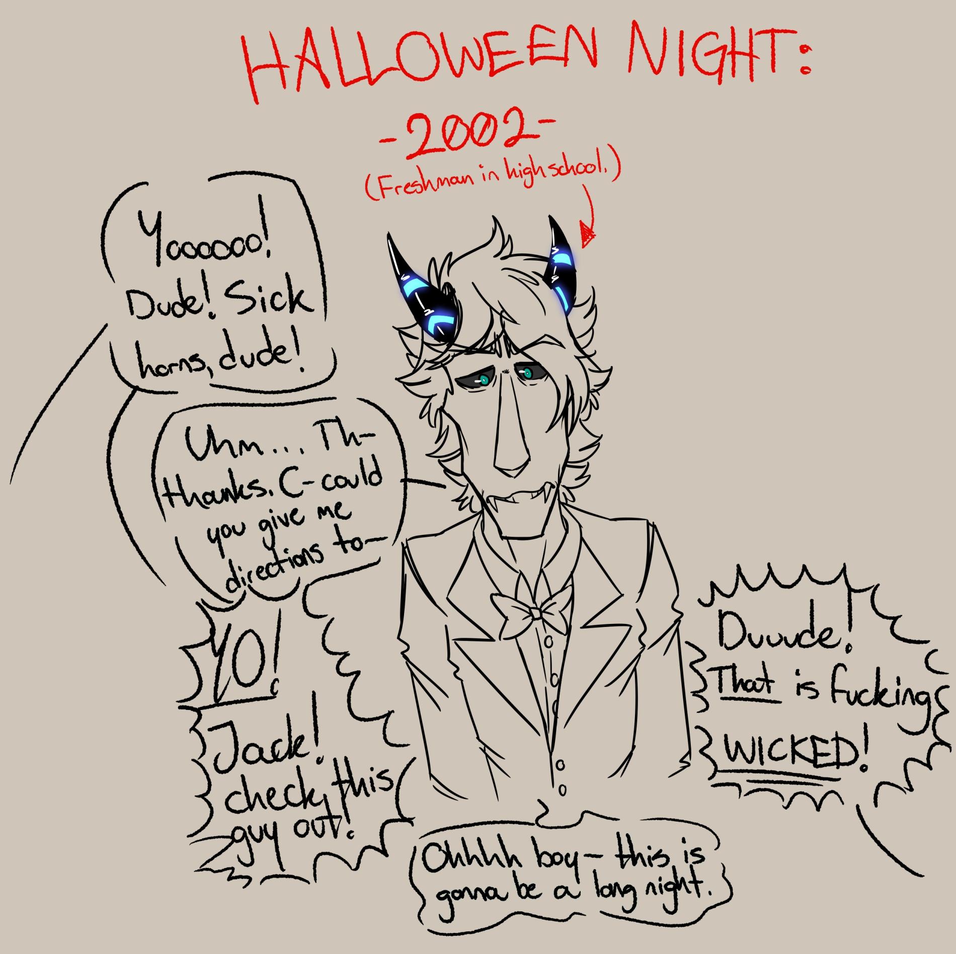 halloween / 2002 / weird // — weasyl