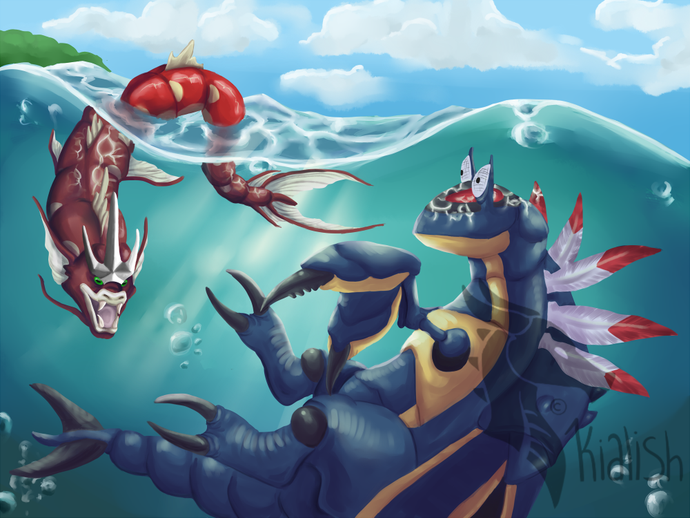 Gyarados generation 3 move learnset (Ruby, Sapphire ...