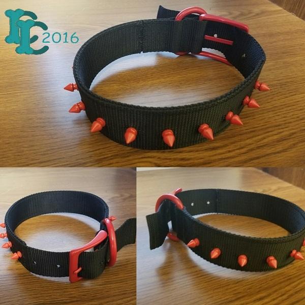 Pattern and Tutorial: Big collars! — Weasyl