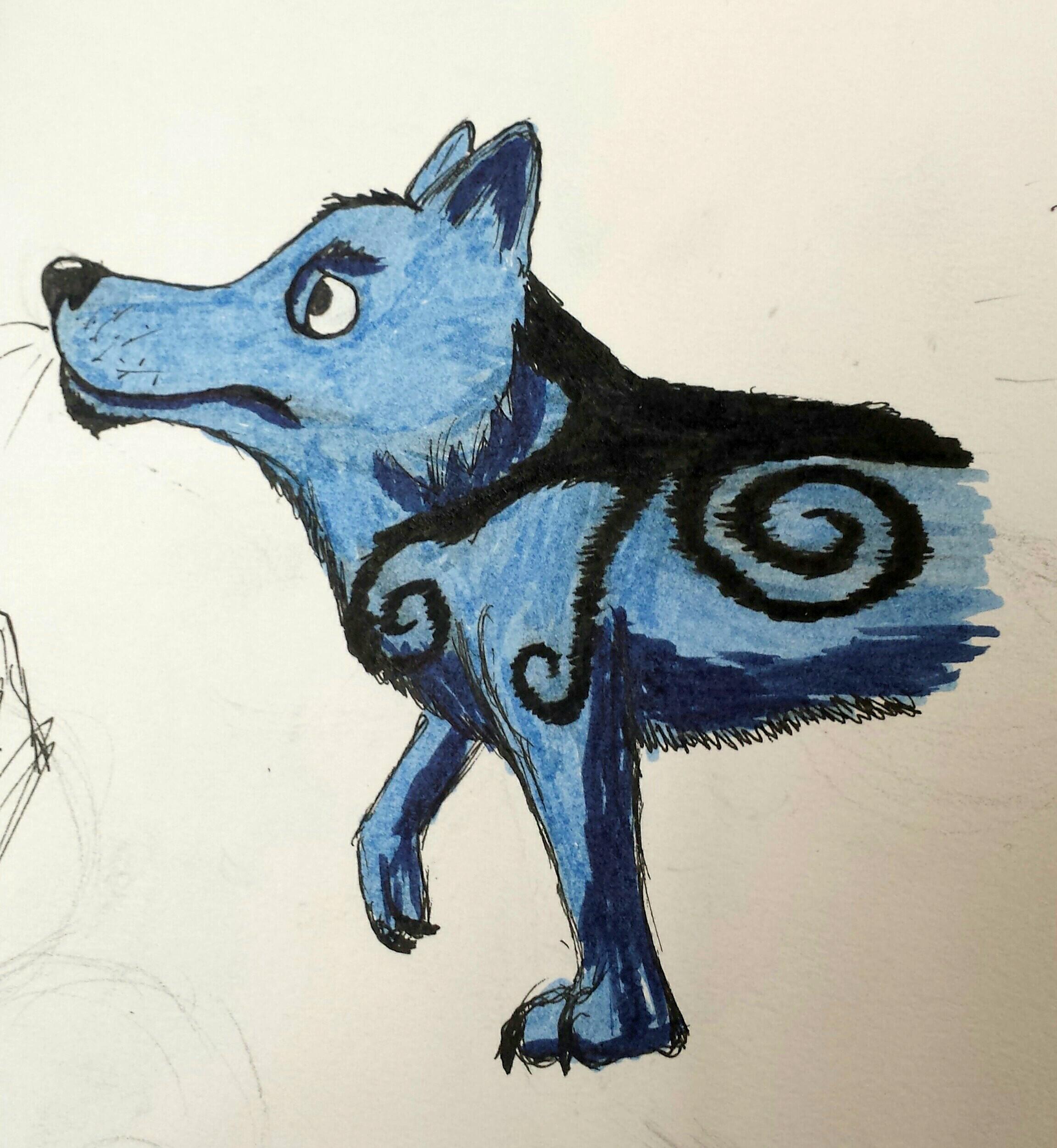 ol 39 blue weasyl