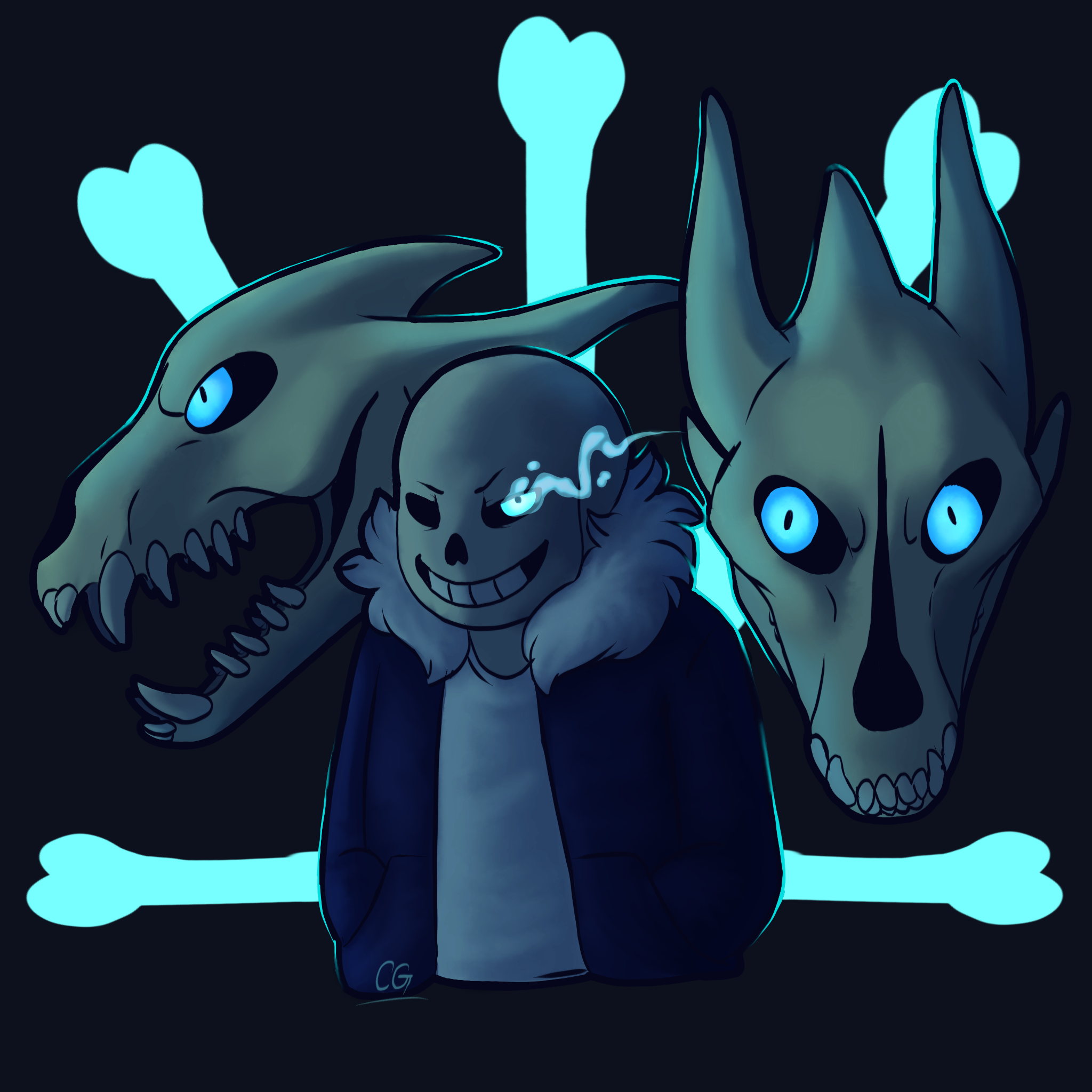 You're Gonna Have A Bad Time — Weasyl
