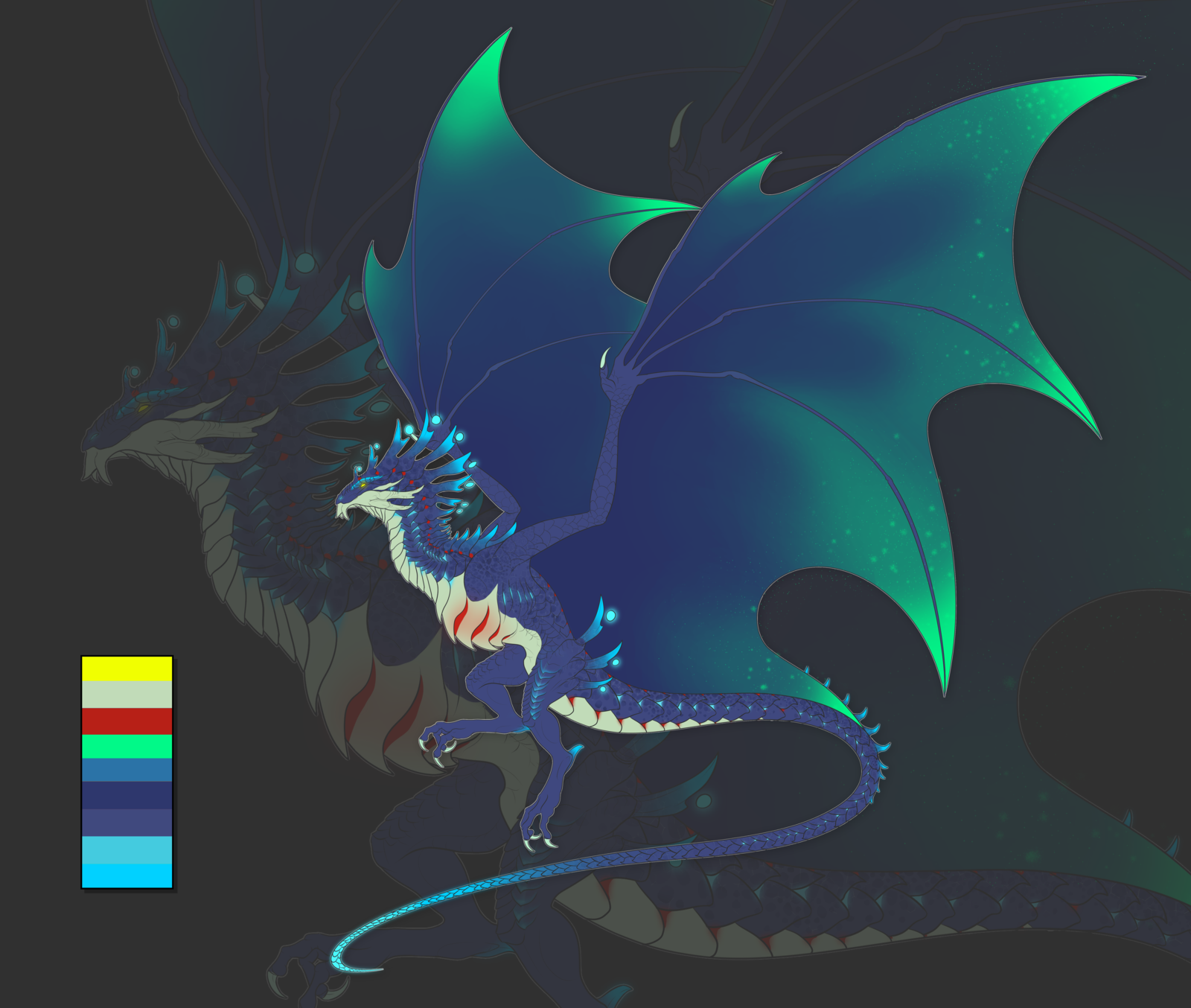 гифки с драконами и замками этой статье
