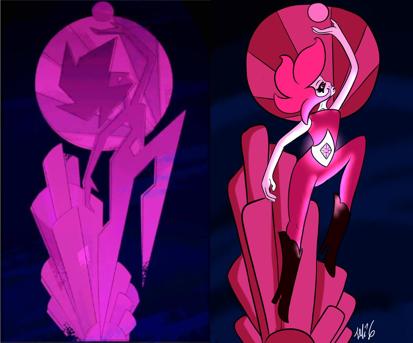 pink diamond weasyl