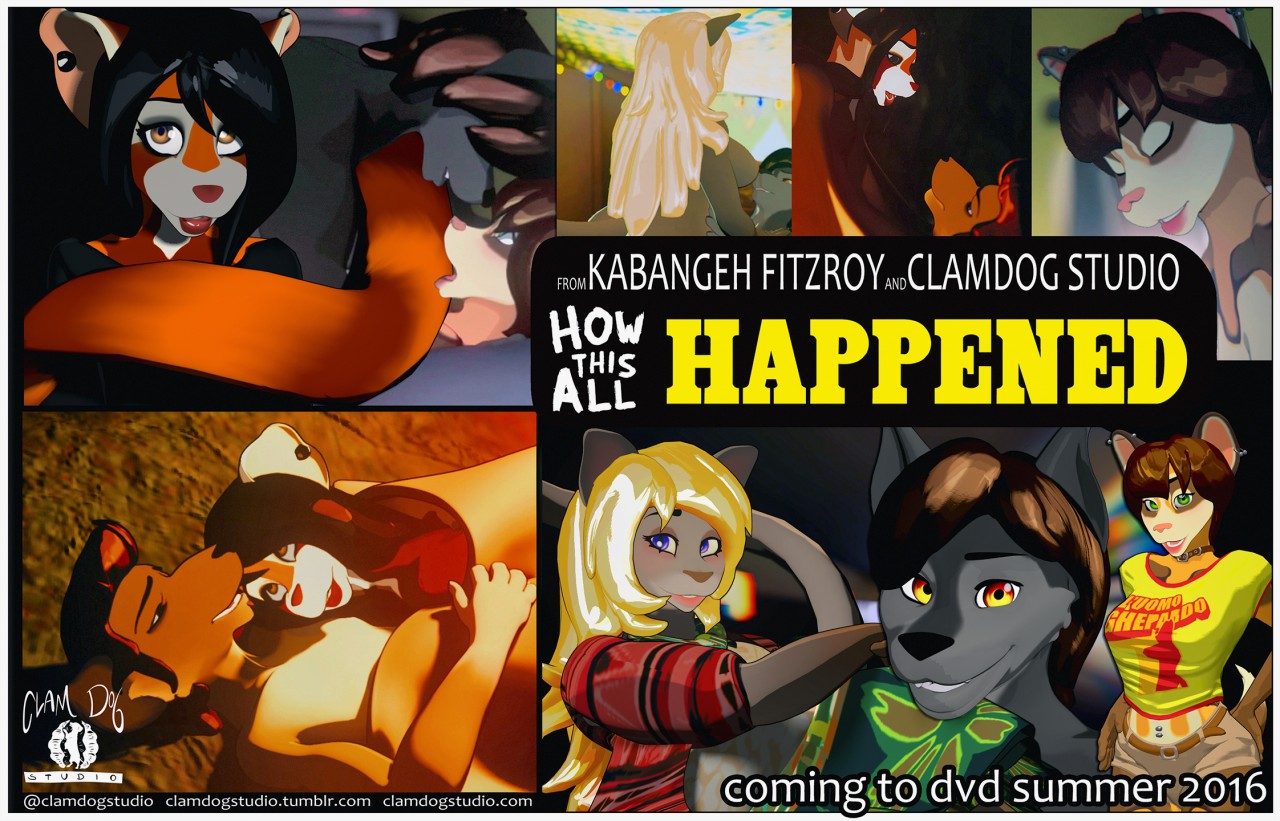 How this all happened furry movie