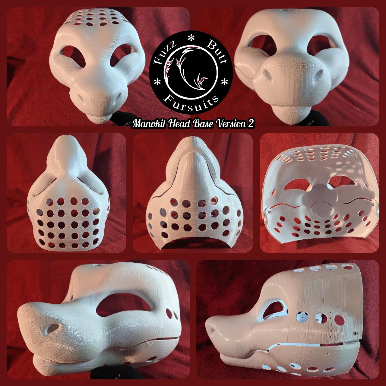 Manokit Head Base Version 2 Weasyl Anthro artist | member since: manokit head base version 2 weasyl