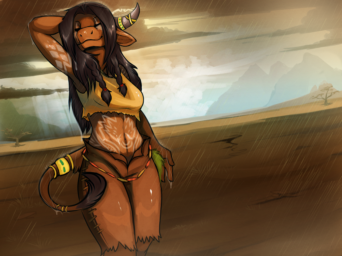 Jizzart world of warcraft tauren sexy pics