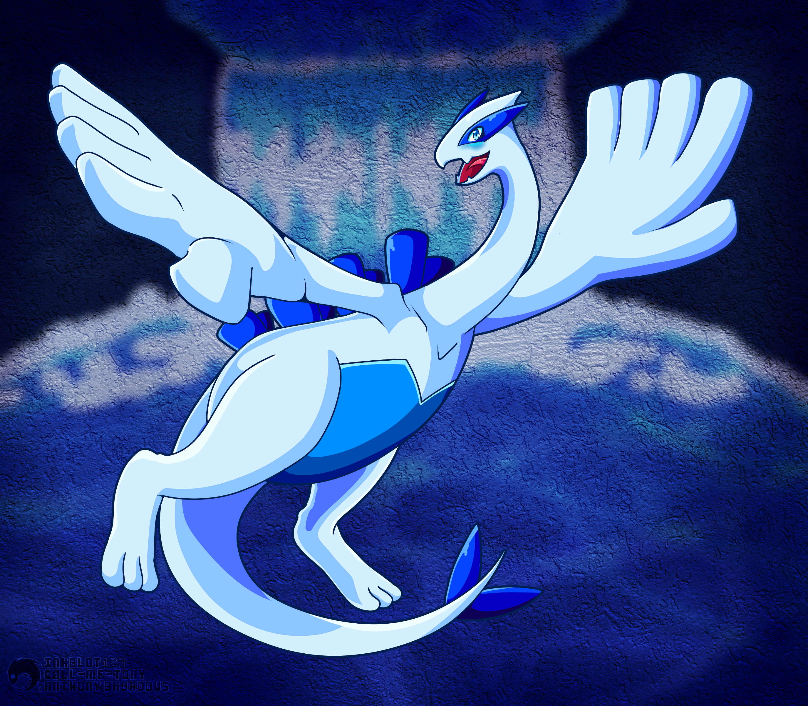 Lugia (Pokémon) - Bulbapedia, the community-driven Pokémon ...