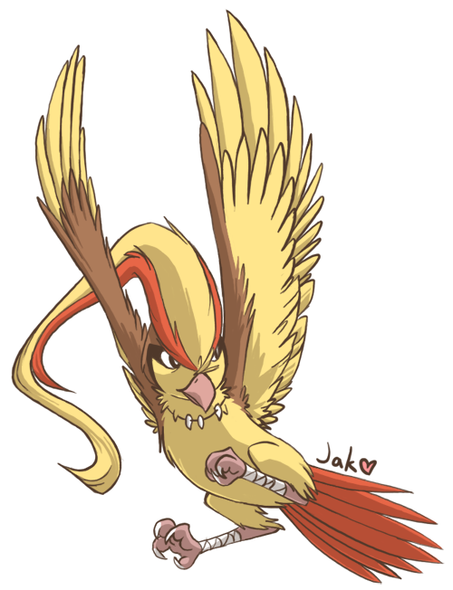 What Is A Good Nature For Pidgeot