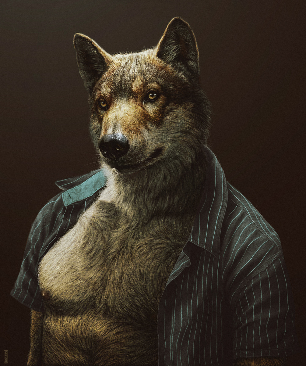 What Do You Think Of Realistic Furry Art Furry