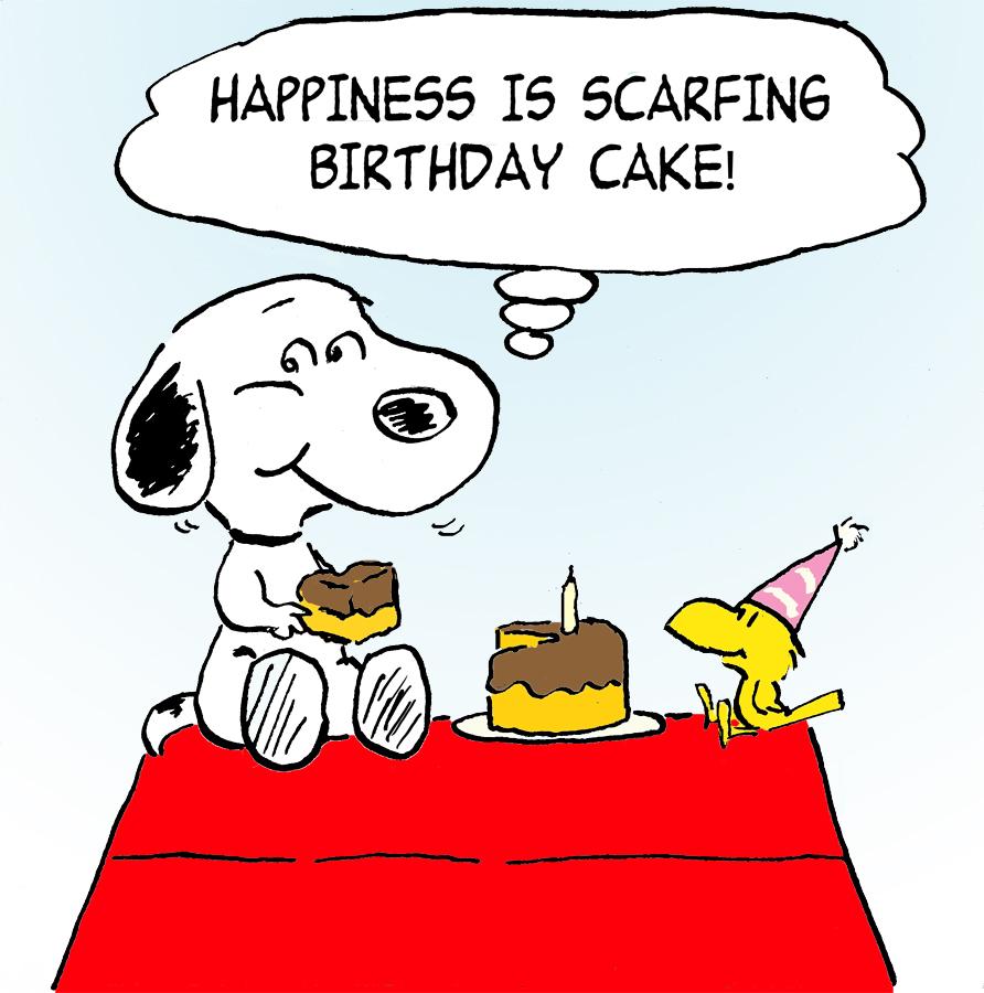happy birthday snoopy � weasyl