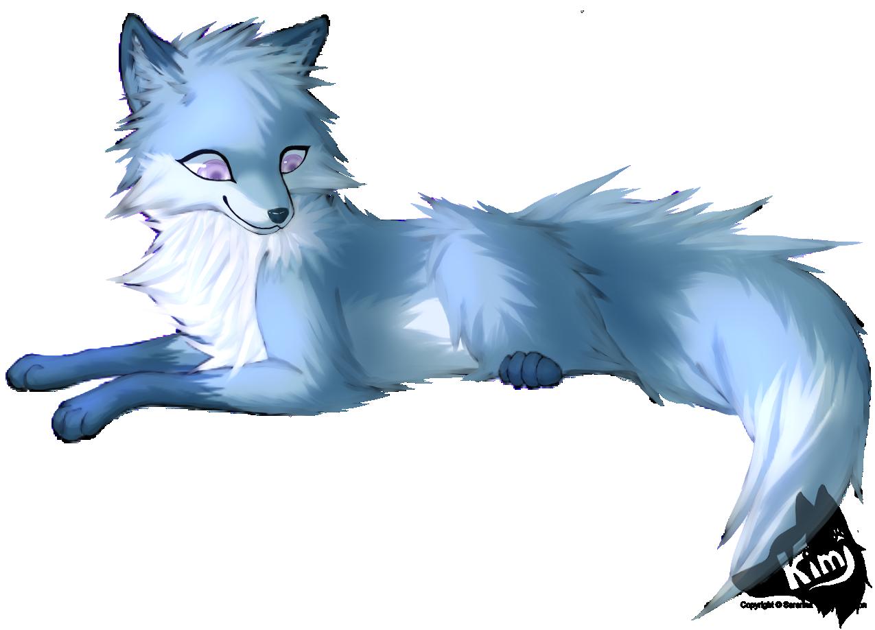 Blue Fox Journal Doll Weasyl