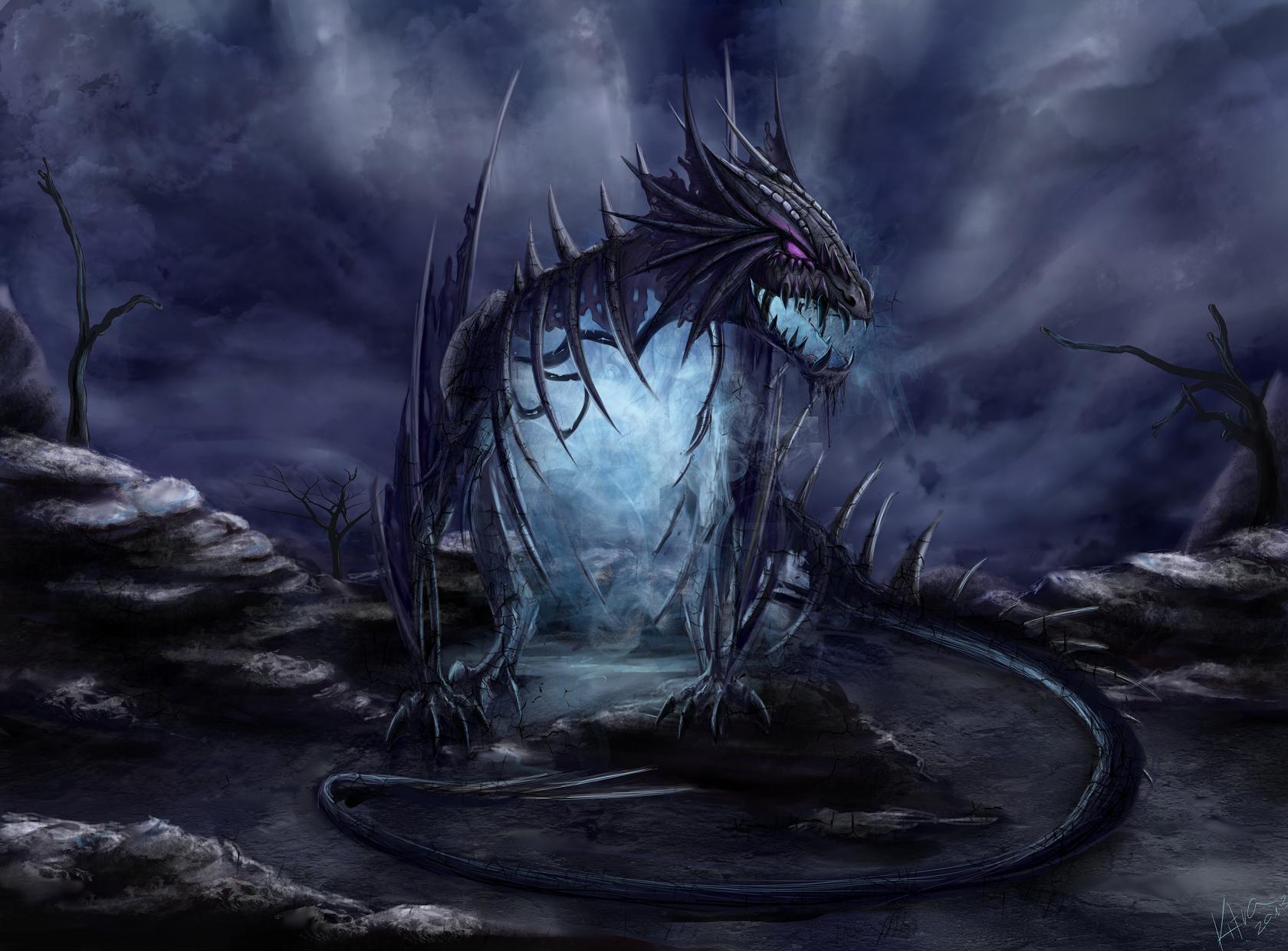Black Dragon — Weasyl