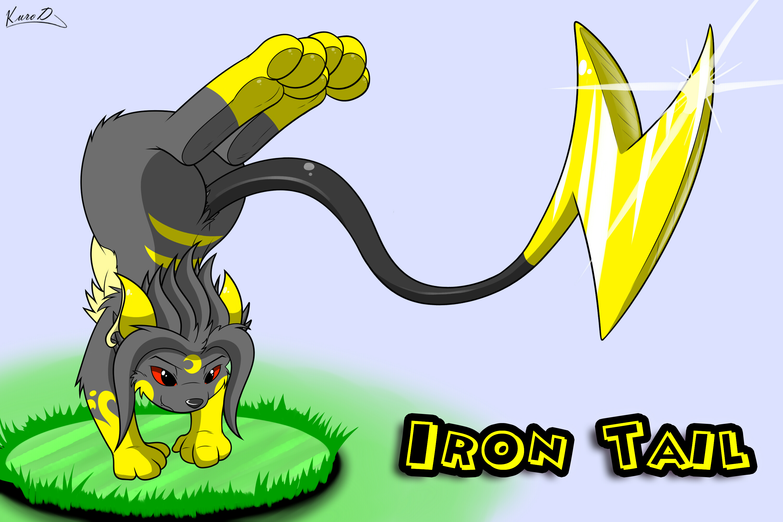How can you teach Raichu iron tail - Answers.com
