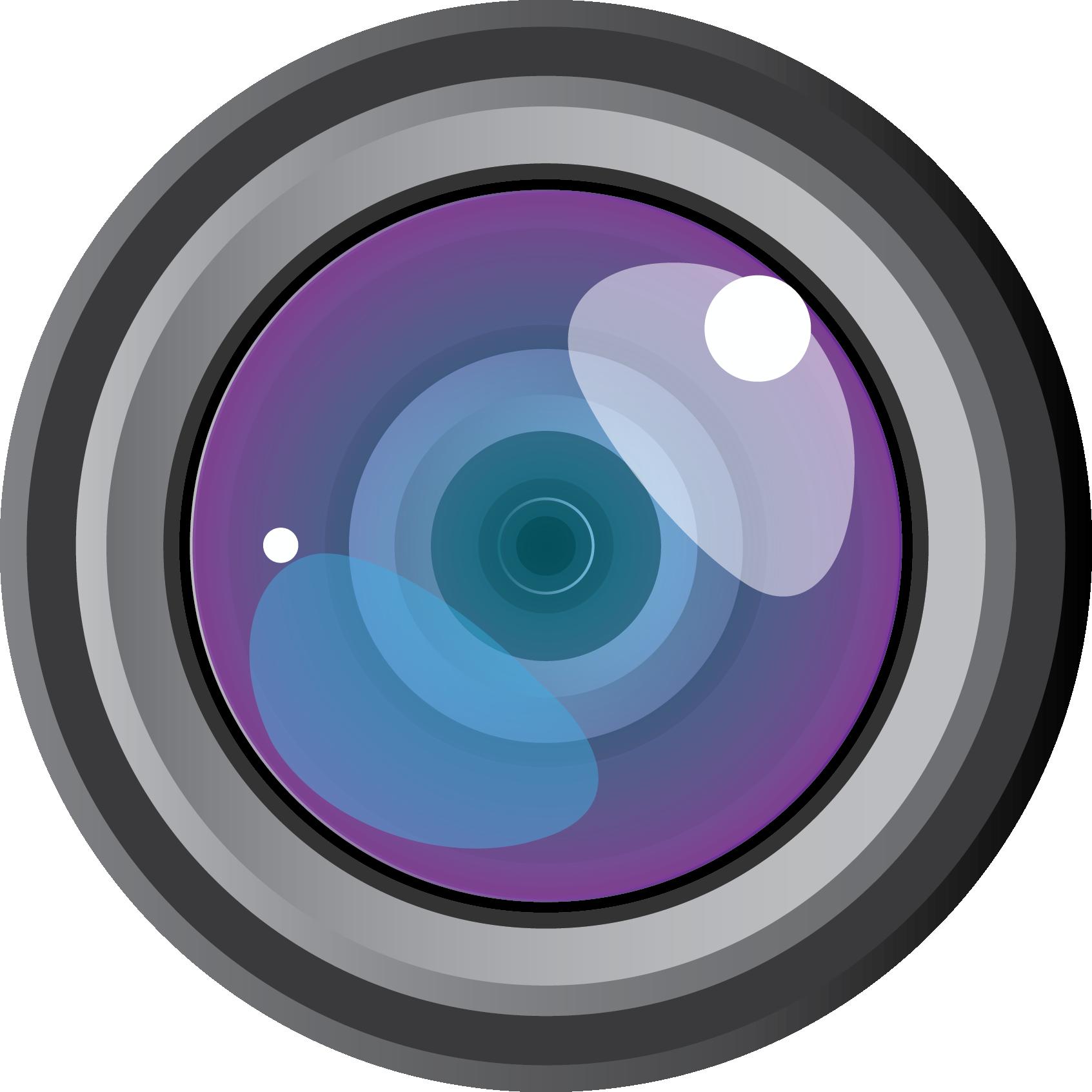 Camera Lens (Illustrator) — Weasyl