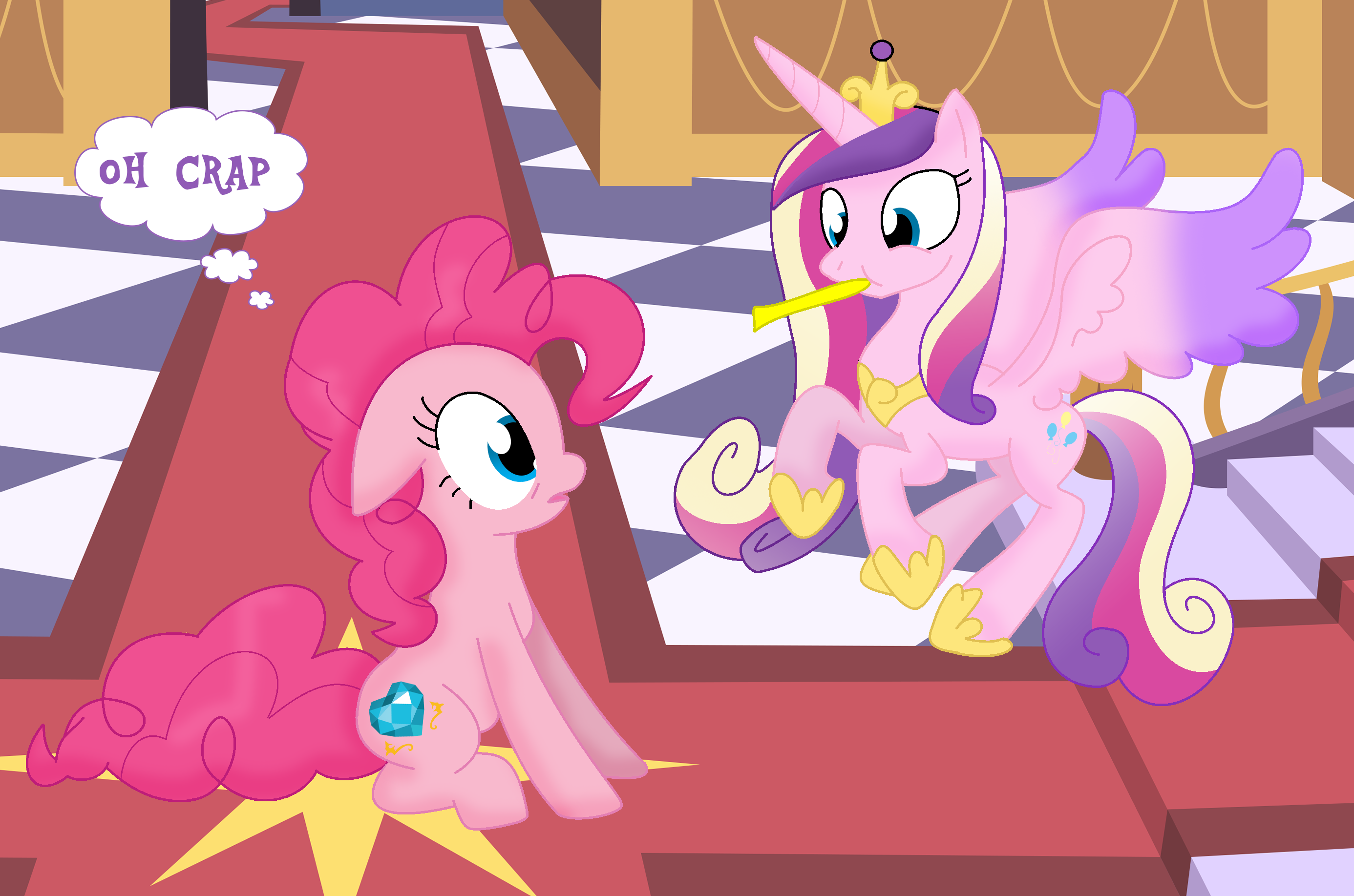 Image result for pinkie pie princess