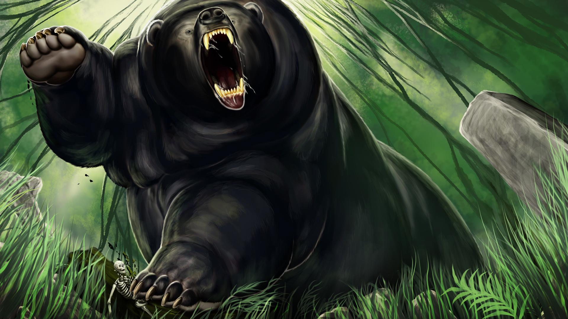 Bear Stuff 03 Weasyl