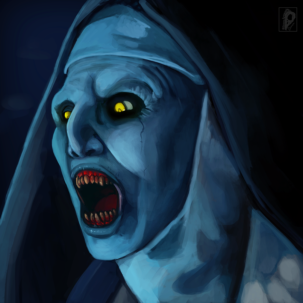 You are Valak! — Weasyl