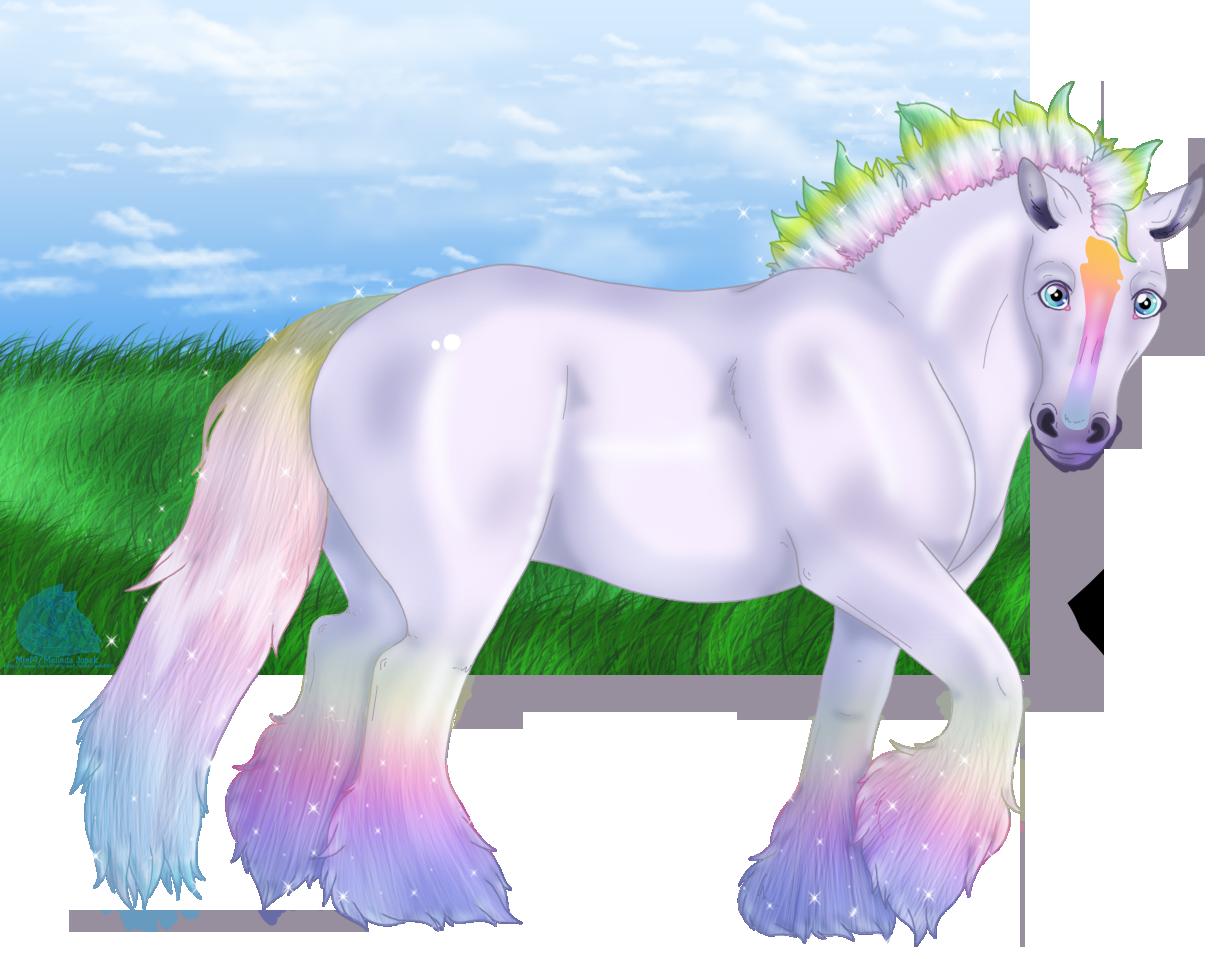 Jorvik Wild Horse Weasyl