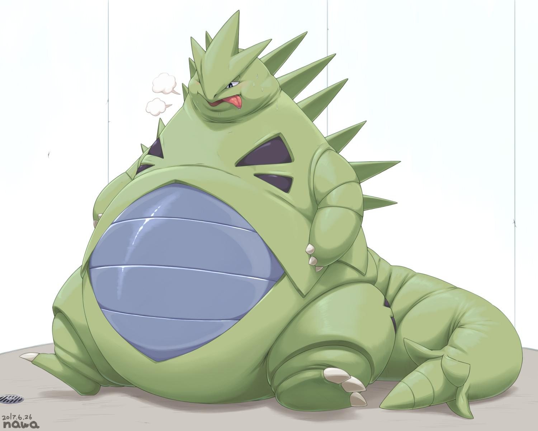 obese tyranitar