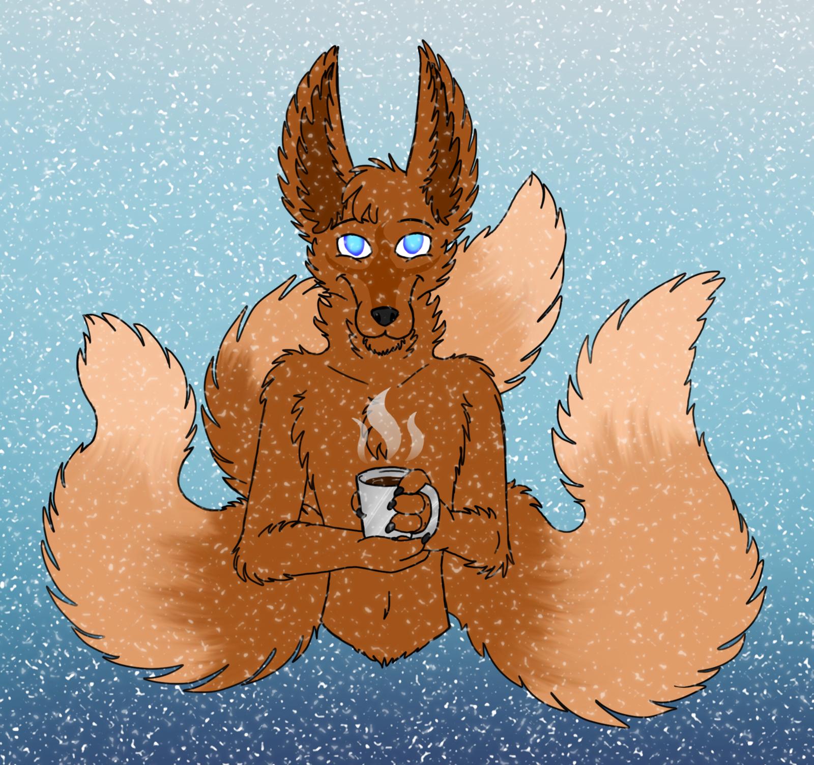 farr furry christmas art - Christmas Furry