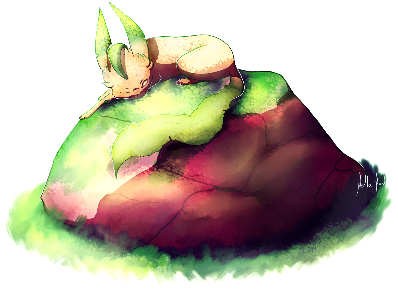 Výsledek obrázku pro pokemon moss rock