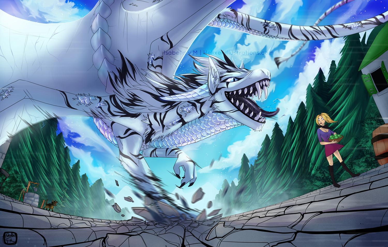 Dragon hybrid anime erotic videos