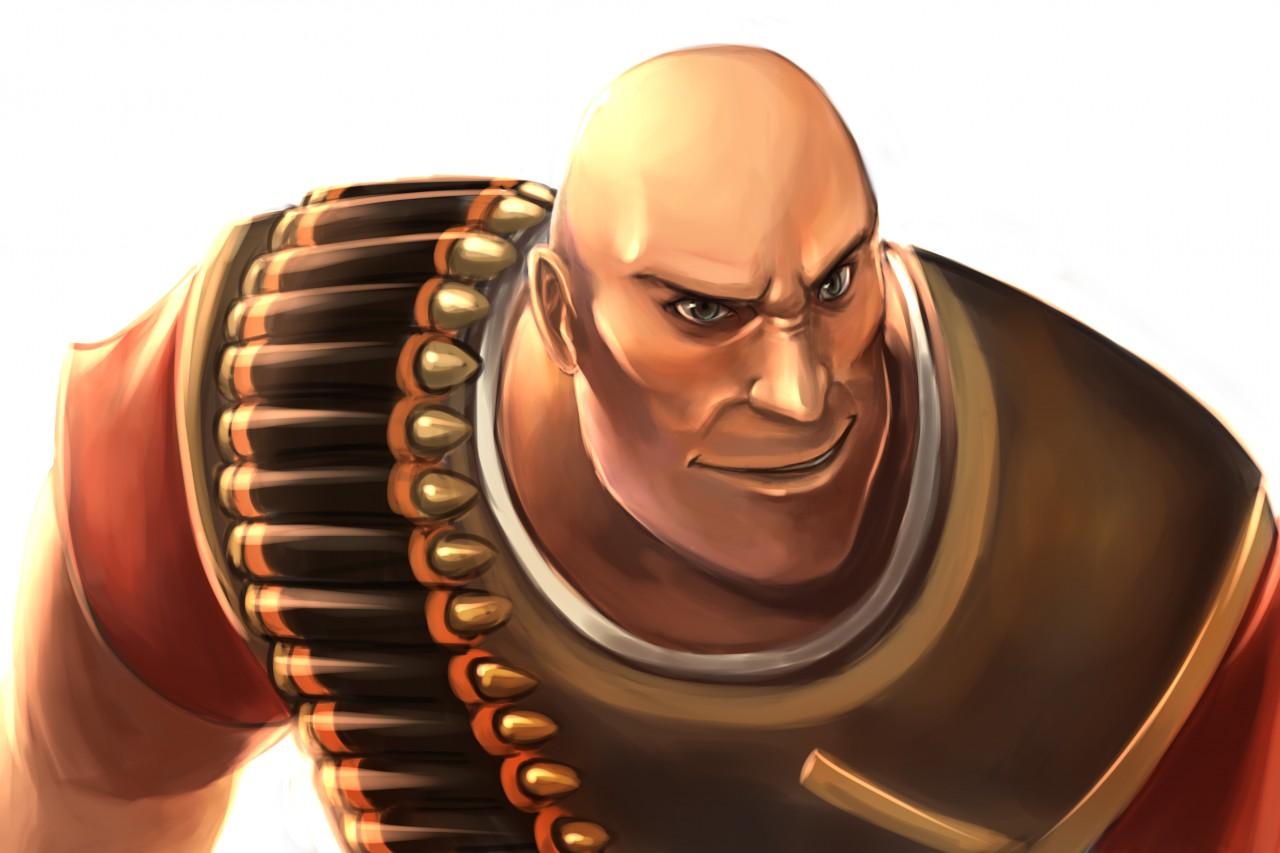 heavy weapons guy weasyl
