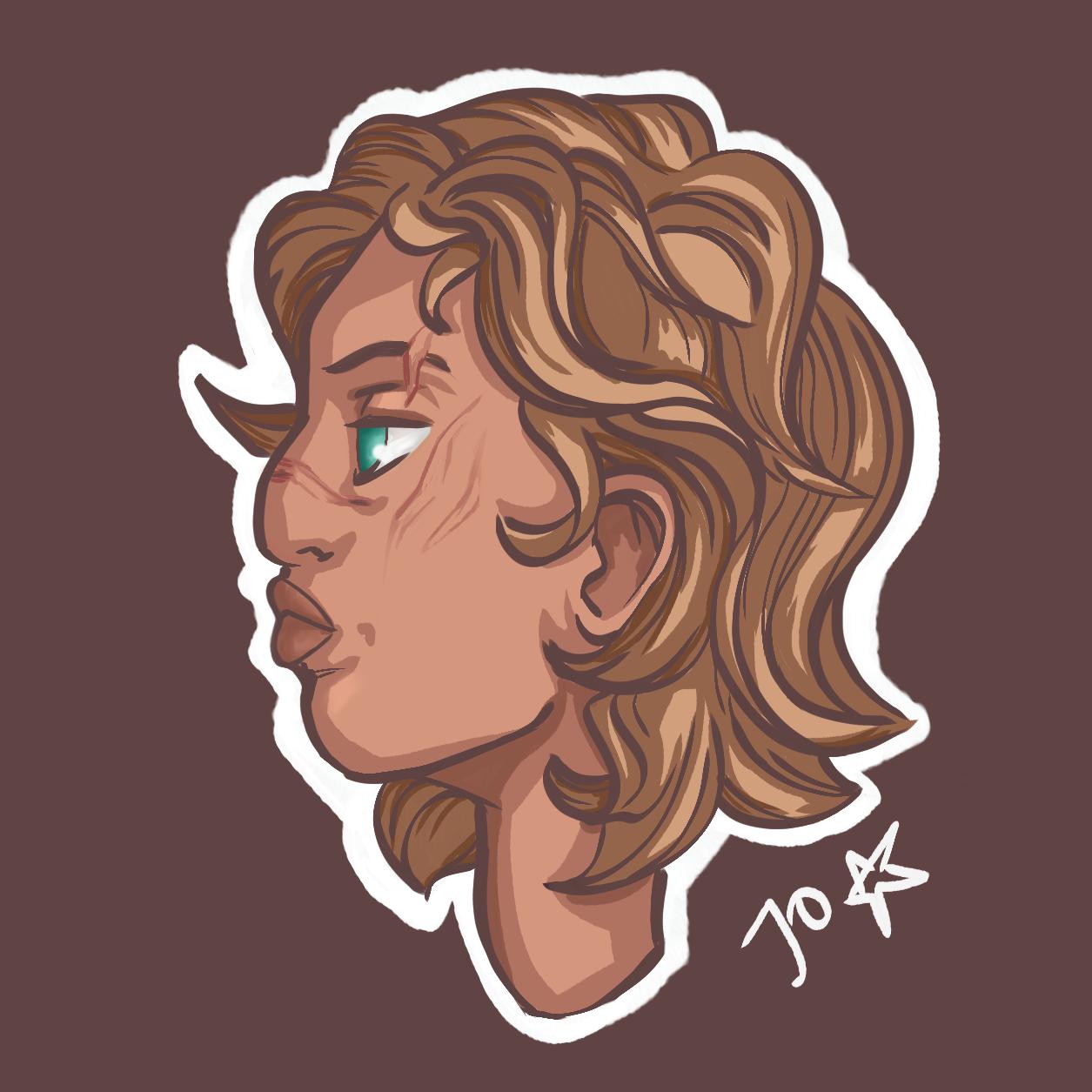 Profile Pic. — Weasyl