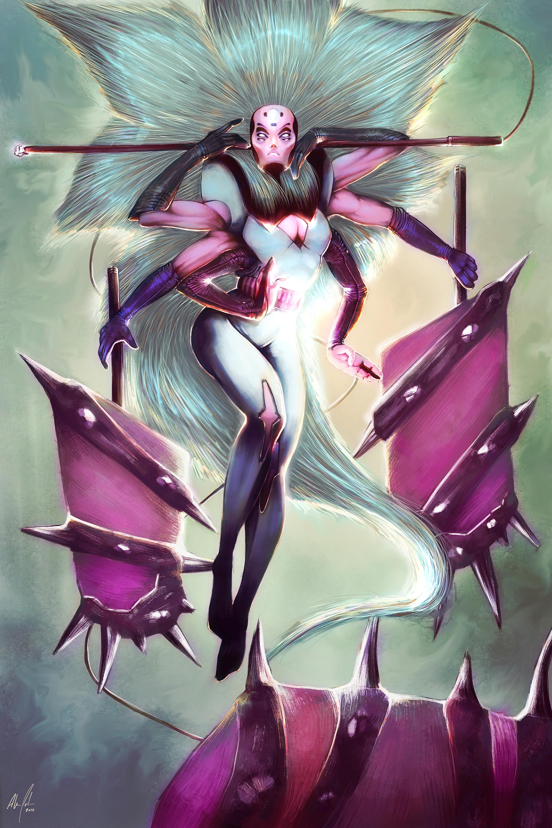 Steven Universe - Alexandrite — Weasyl