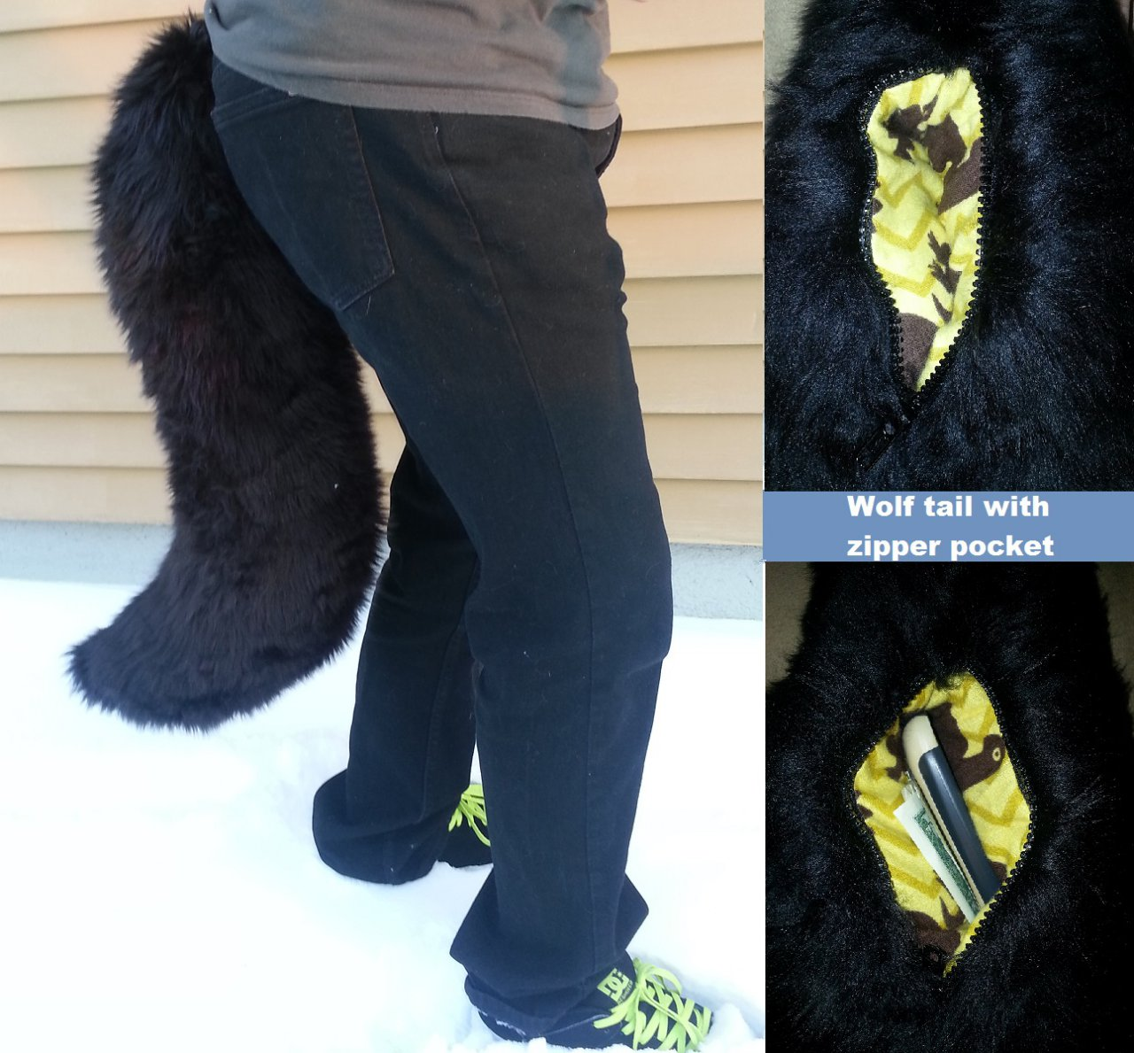 Wolf Tail New Pattern For 2017 Weasyl
