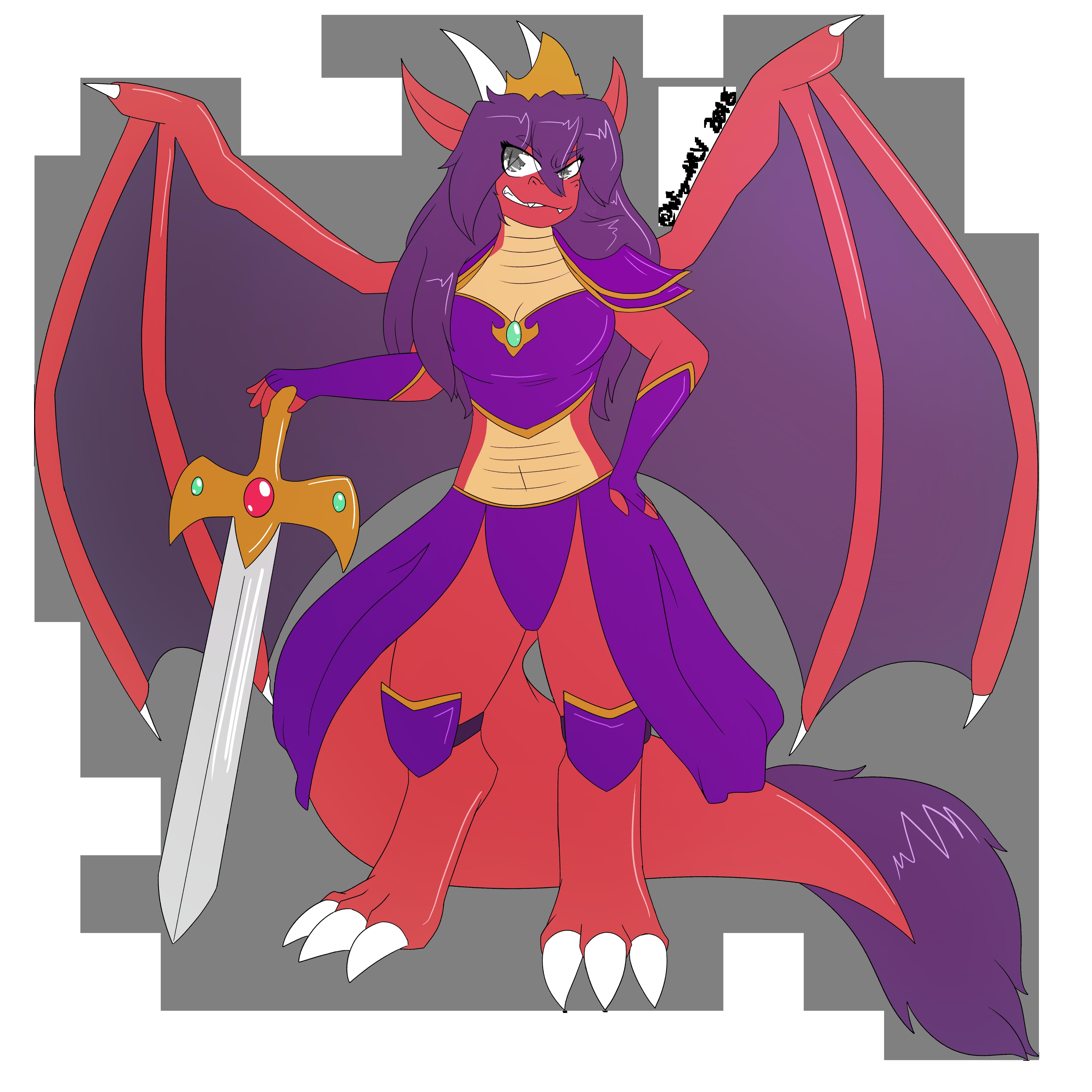 Magical Warrior Princess by Wingu — Weasyl e2a292860fac