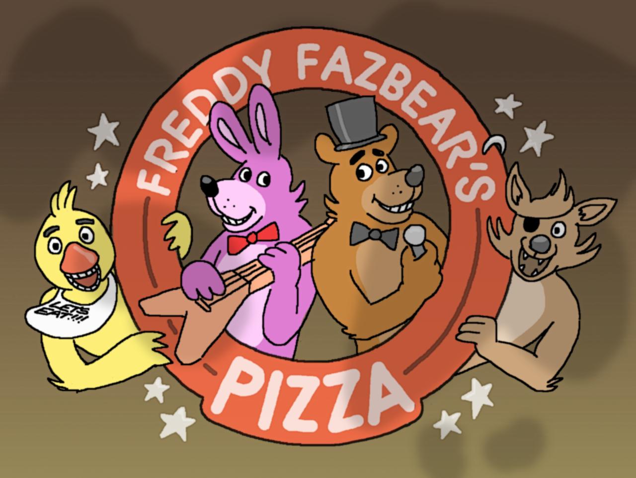 freddy fazbear s pizza weasyl