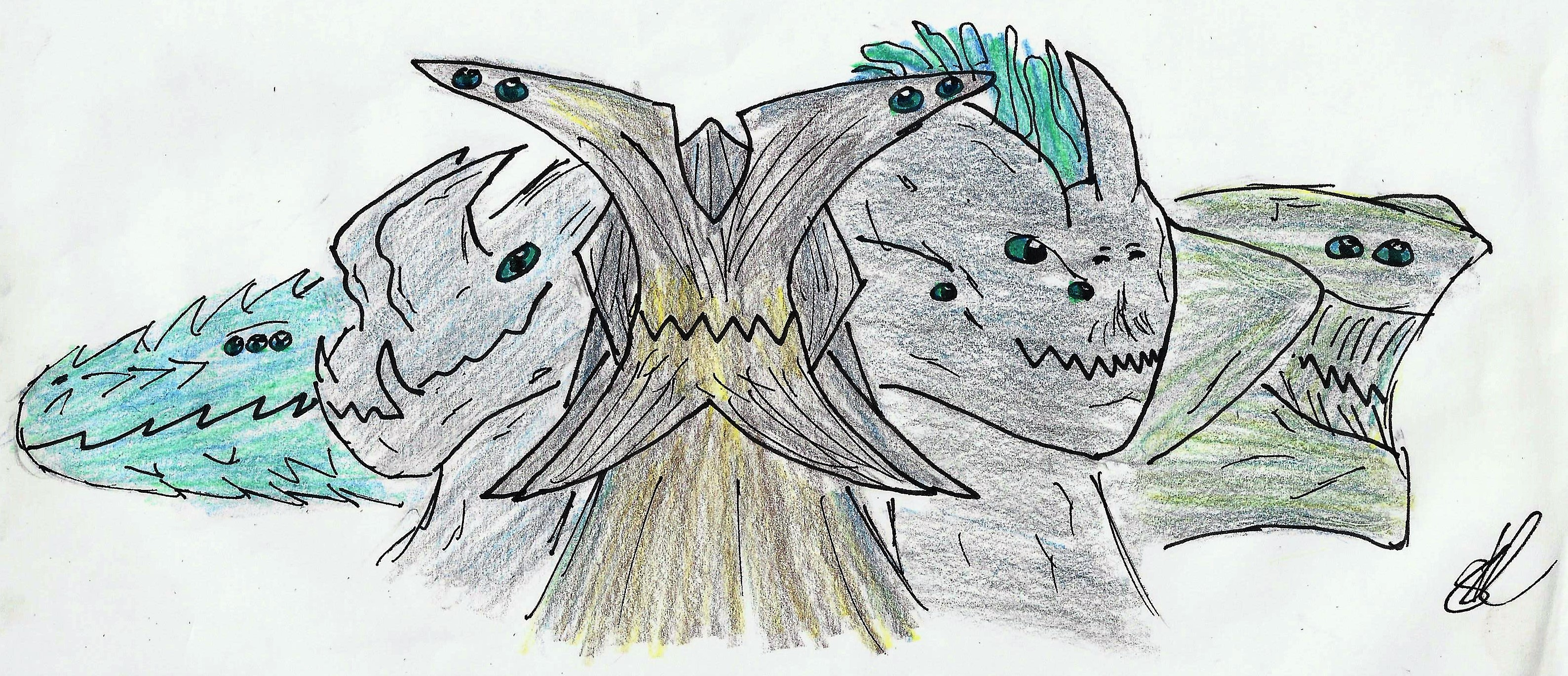 Pacific Rim Kaiju Weasyl How to draw a godzilla. pacific rim kaiju weasyl