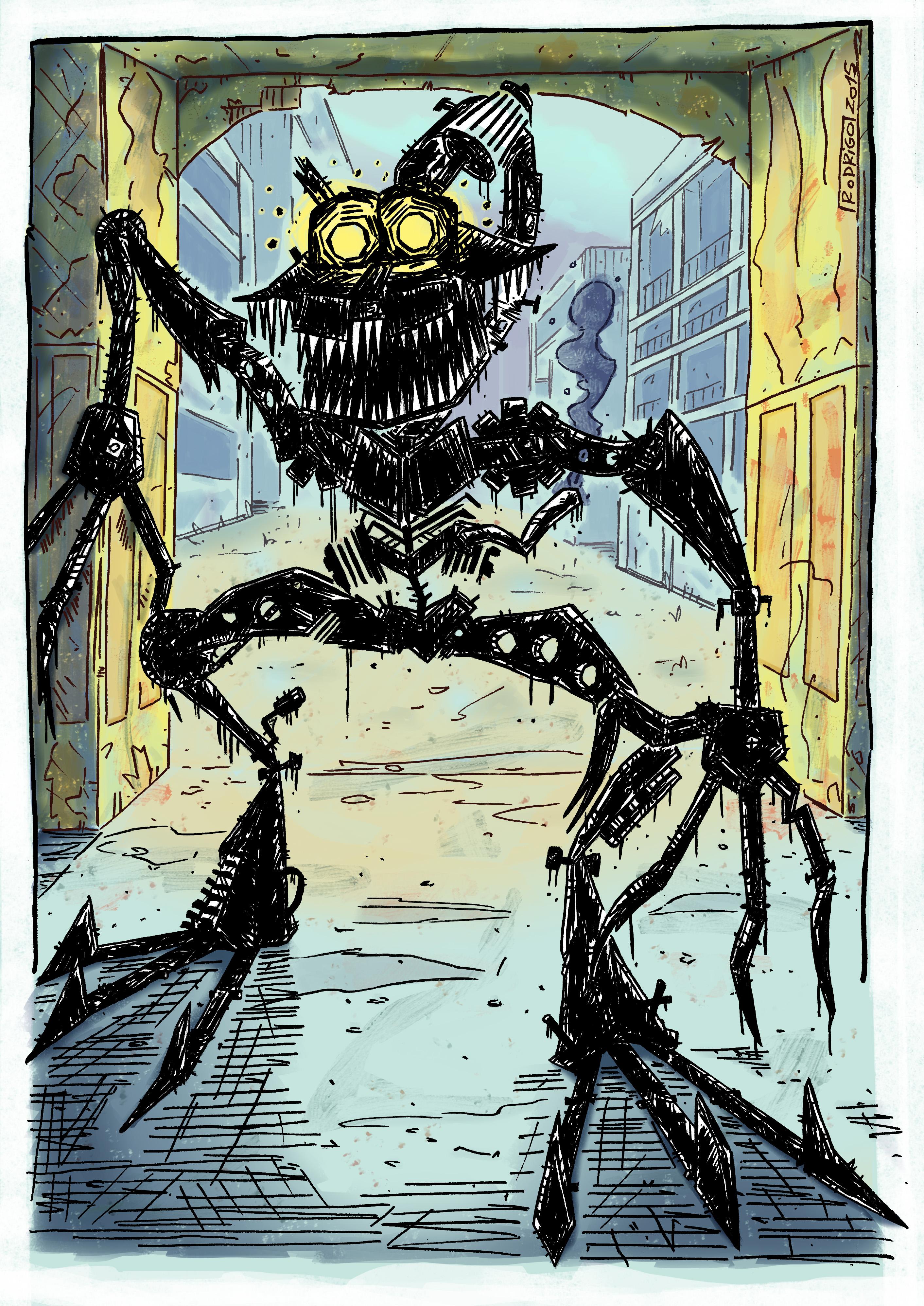 Картинки чернобыль монстры