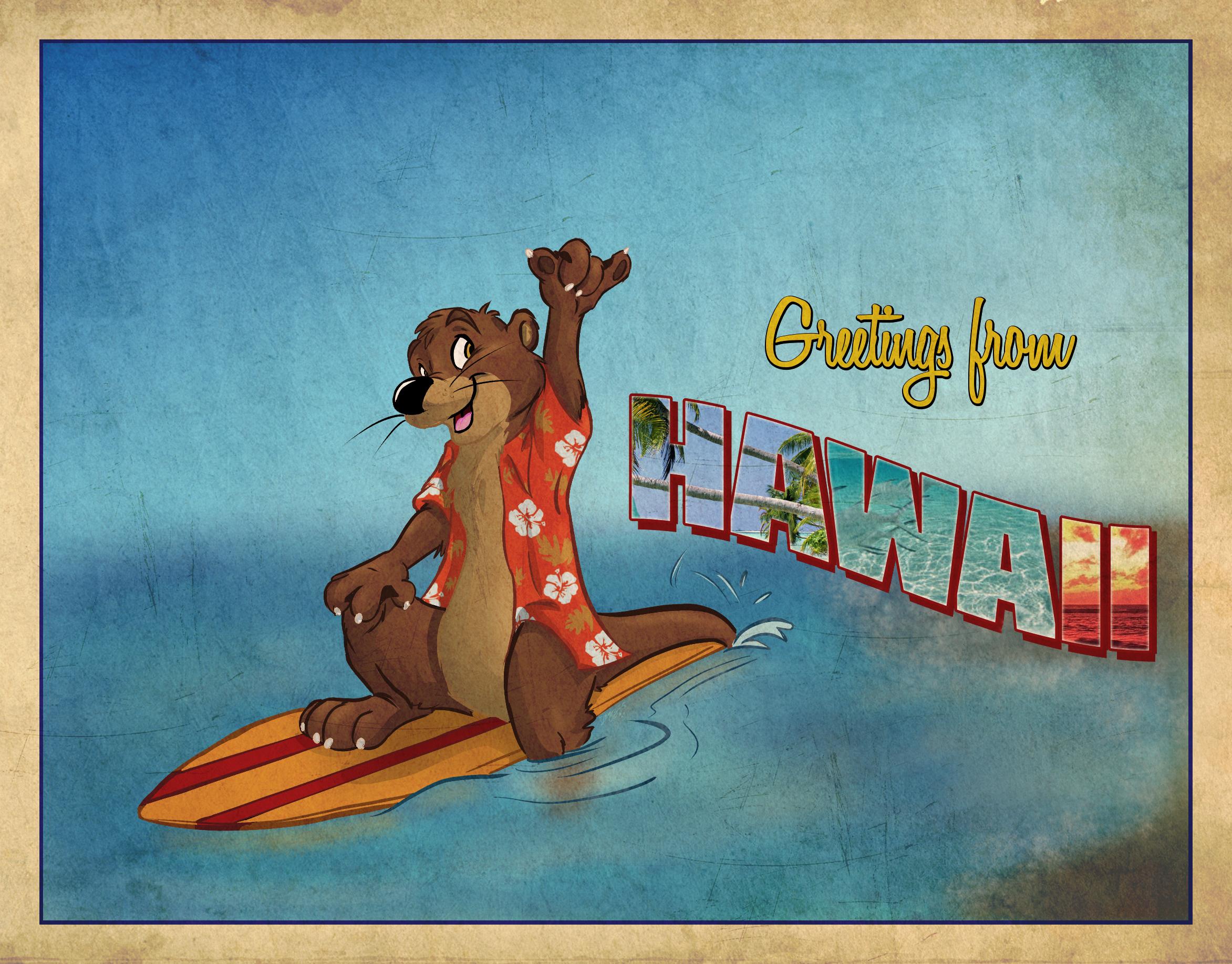 Greetings from hawaii dogzrbarkn weasyl greetings from hawaii dogzrbarkn kristyandbryce Choice Image