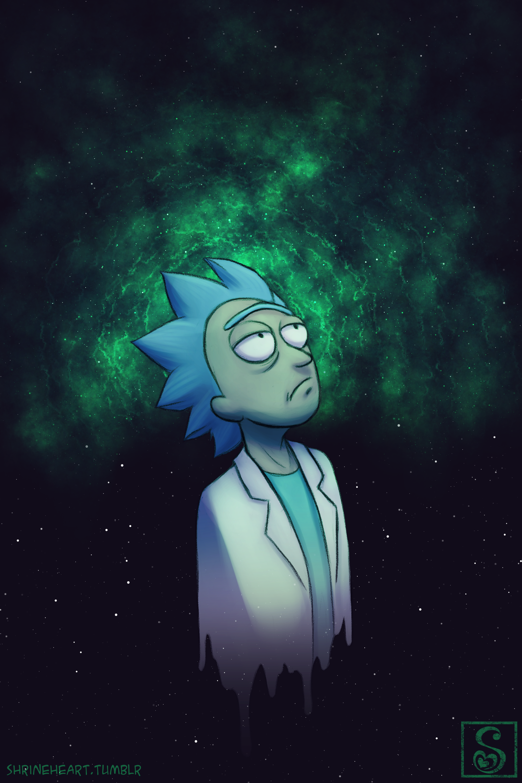 Rick And Morty Hurt Weasyl