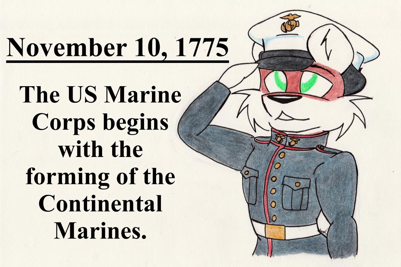 10 november 1775