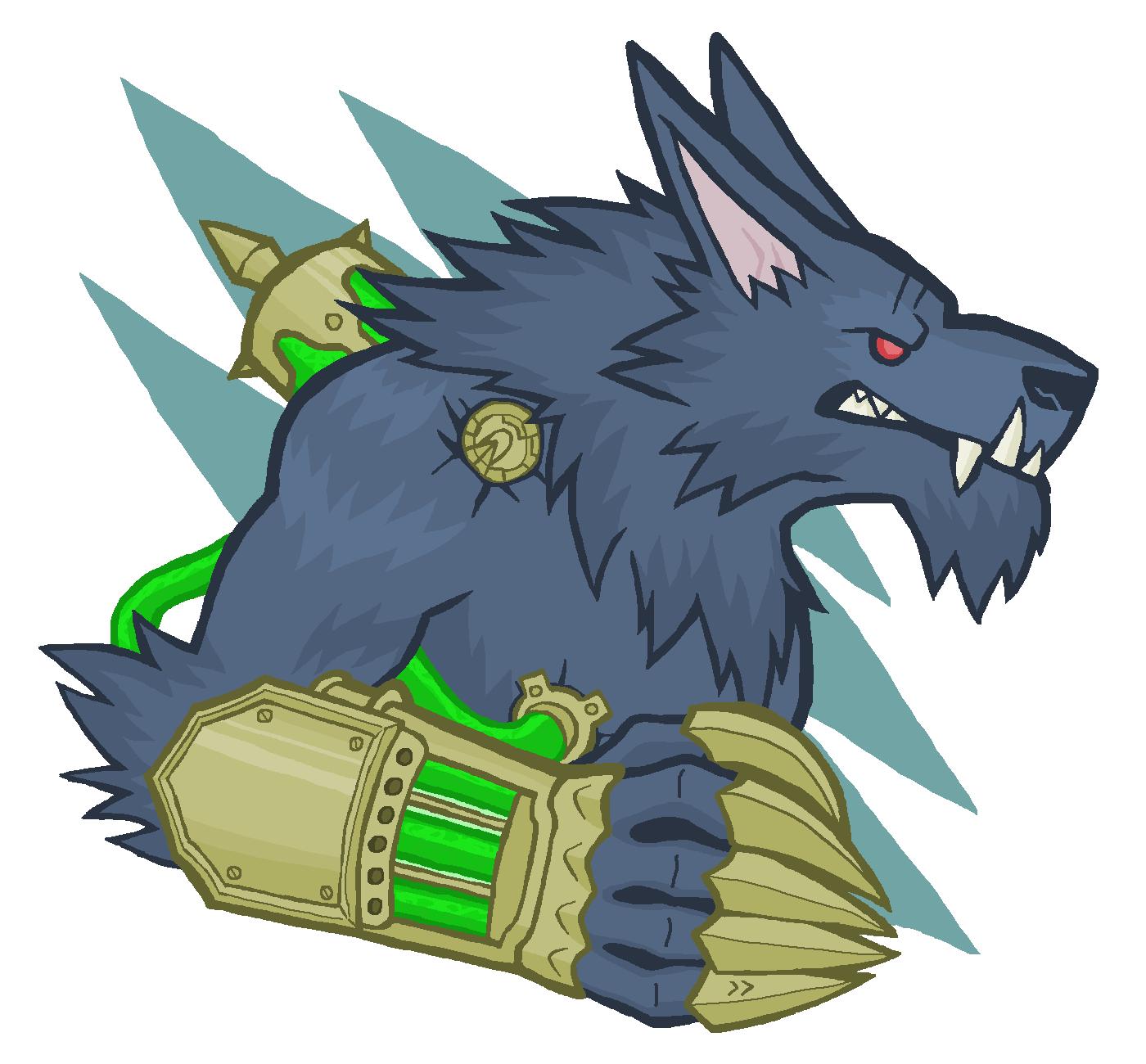 The Uncaged Wrath of Zaun — Weasyl