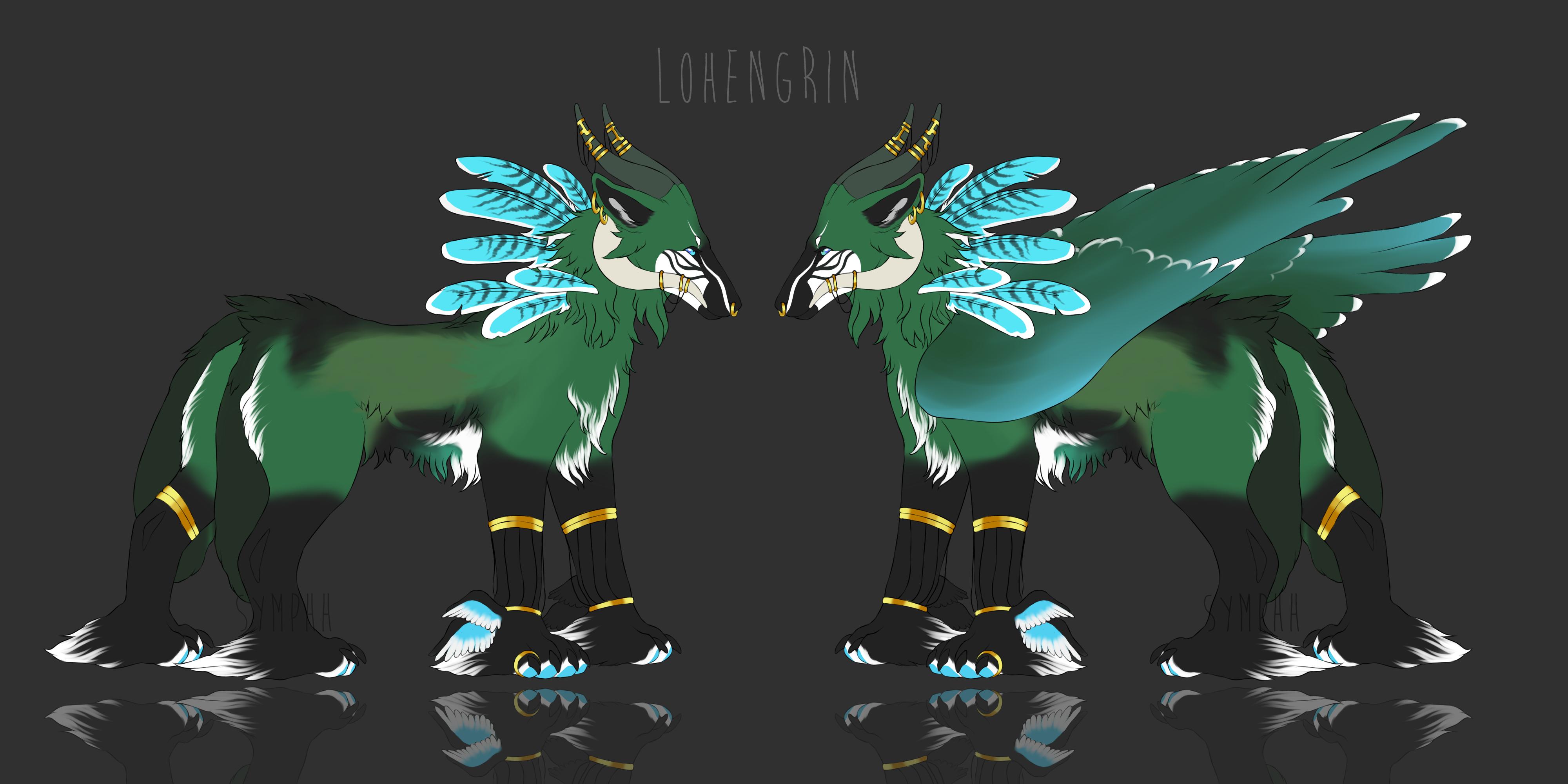 Lohengrin by symphh