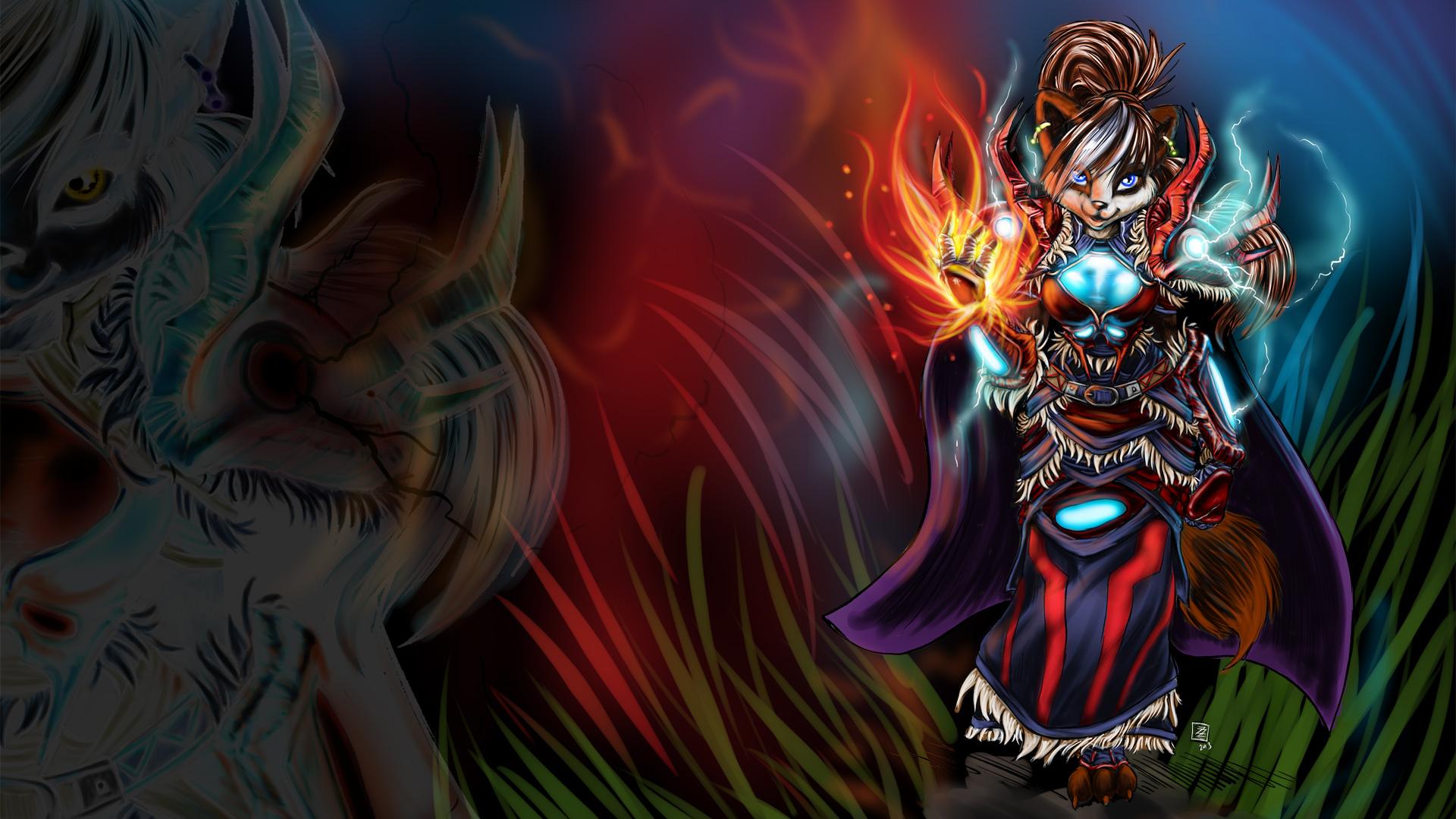 Diablo 3 lea nude porn gallery
