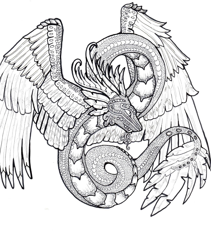 Quetzalcoatl: For Sale — Weasyl