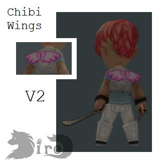 chibi angel wings - photo #30