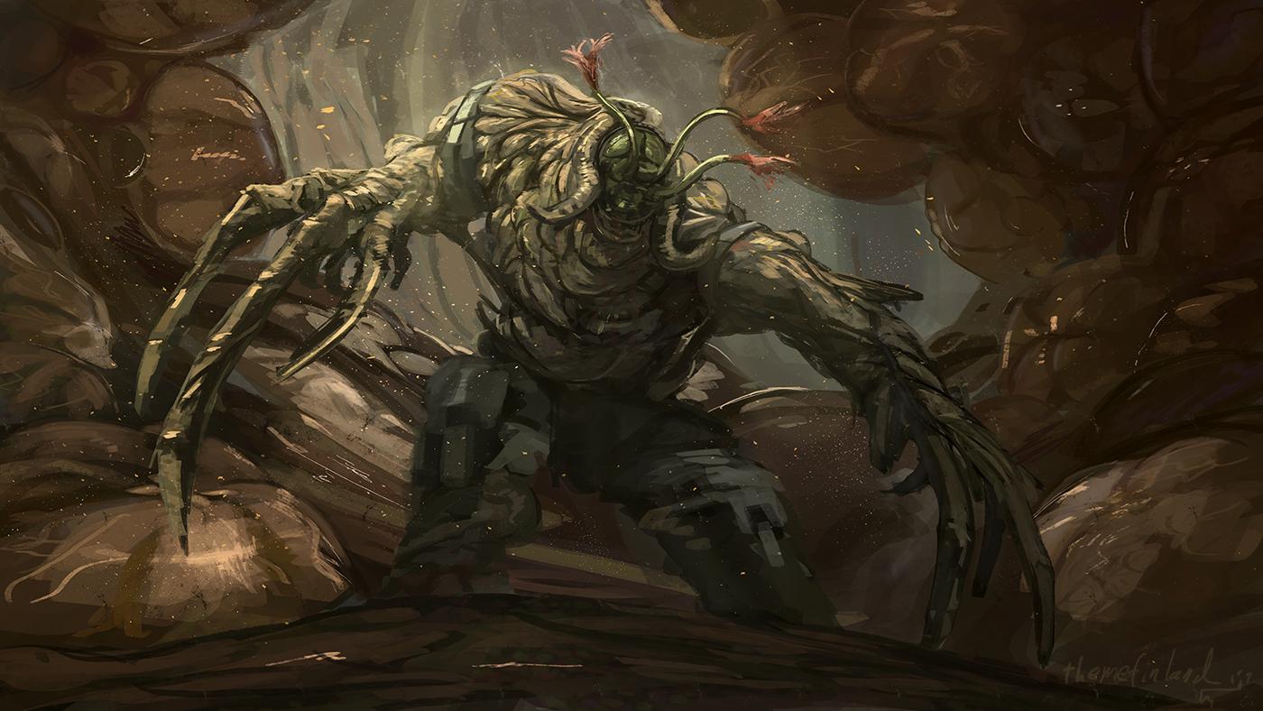 Flood combat form — Weasyl