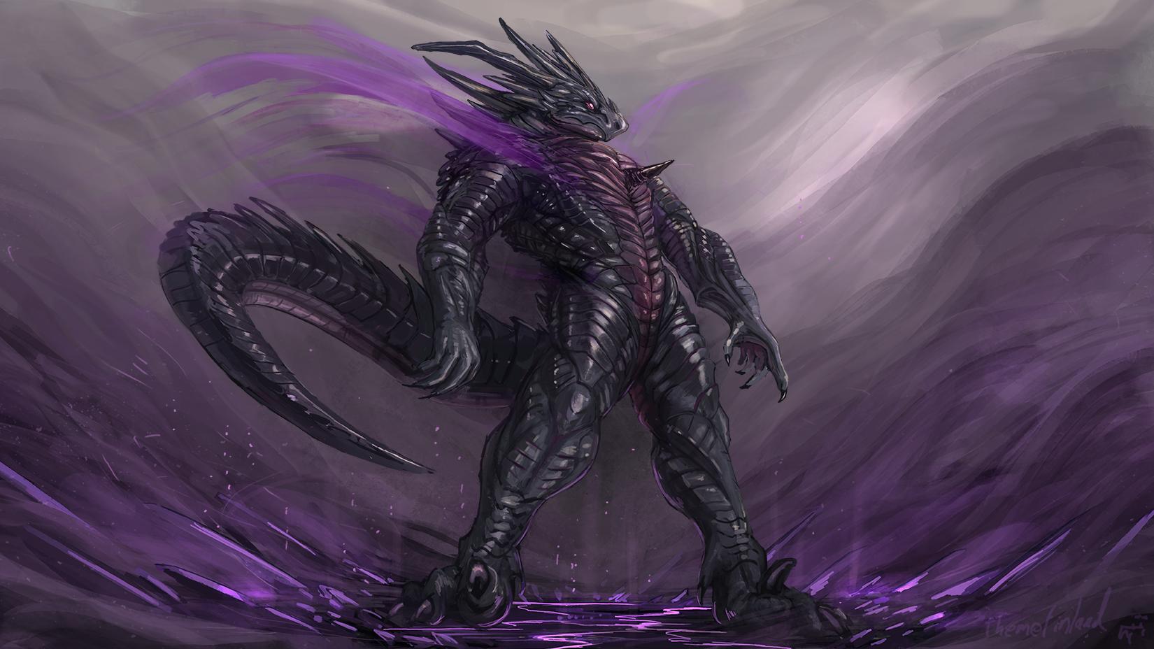 dragon form weasyl